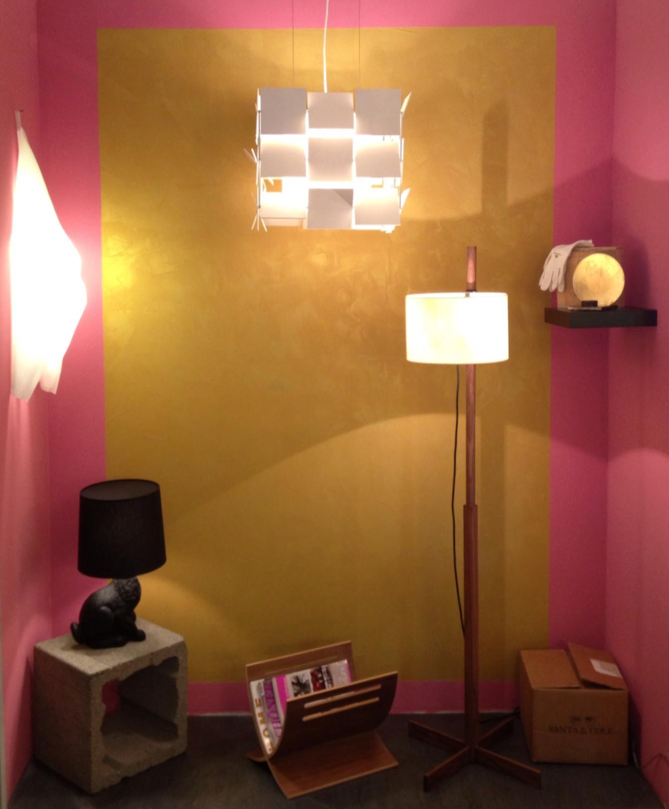 Beleuchtungsideen Im Wohnzimmer Stehlampe Beleucht