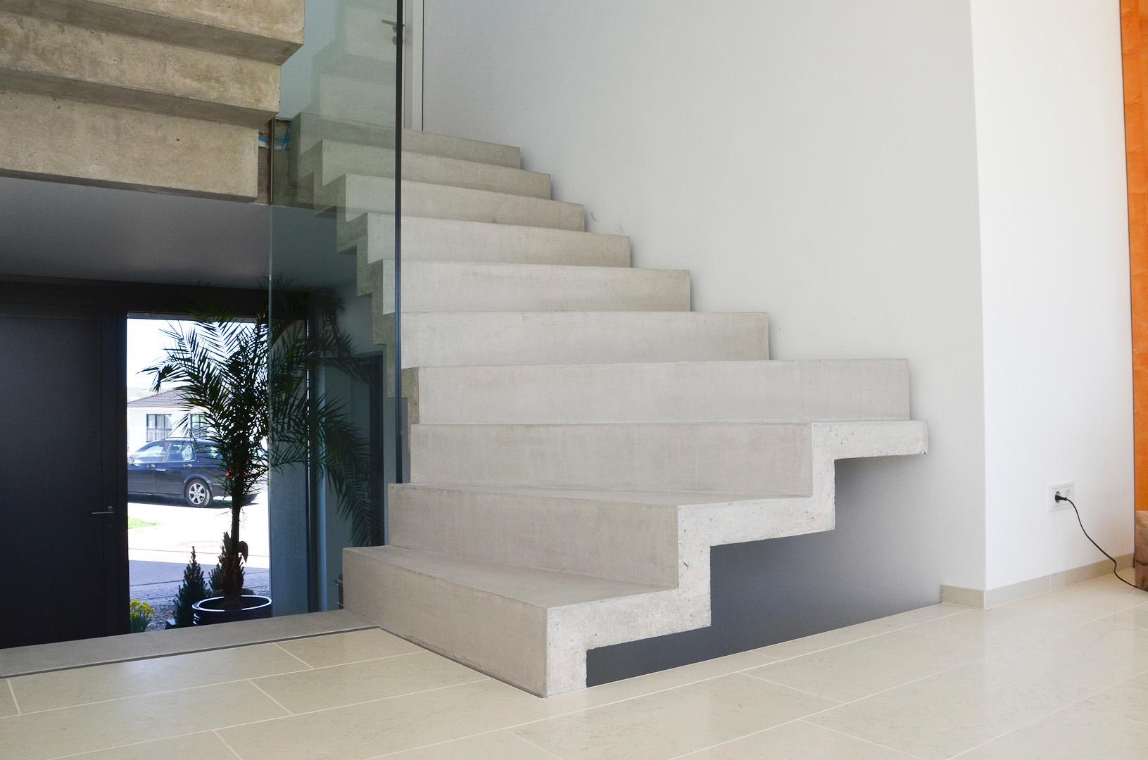 Freischwebende Treppe freischwebende treppe • bilder & ideen • couch