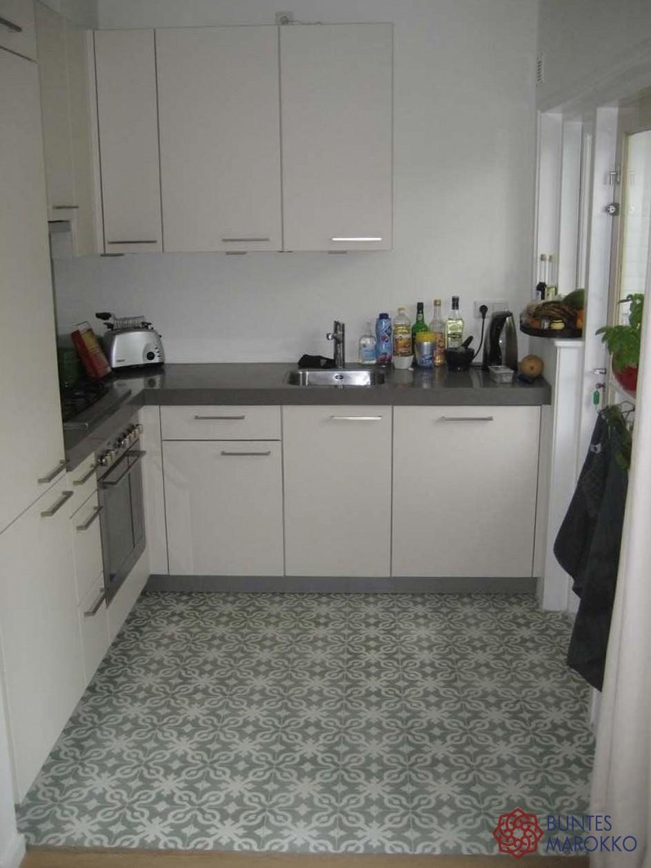 Zement Küchenfliesen • Bilder & Ideen • Couchstyle