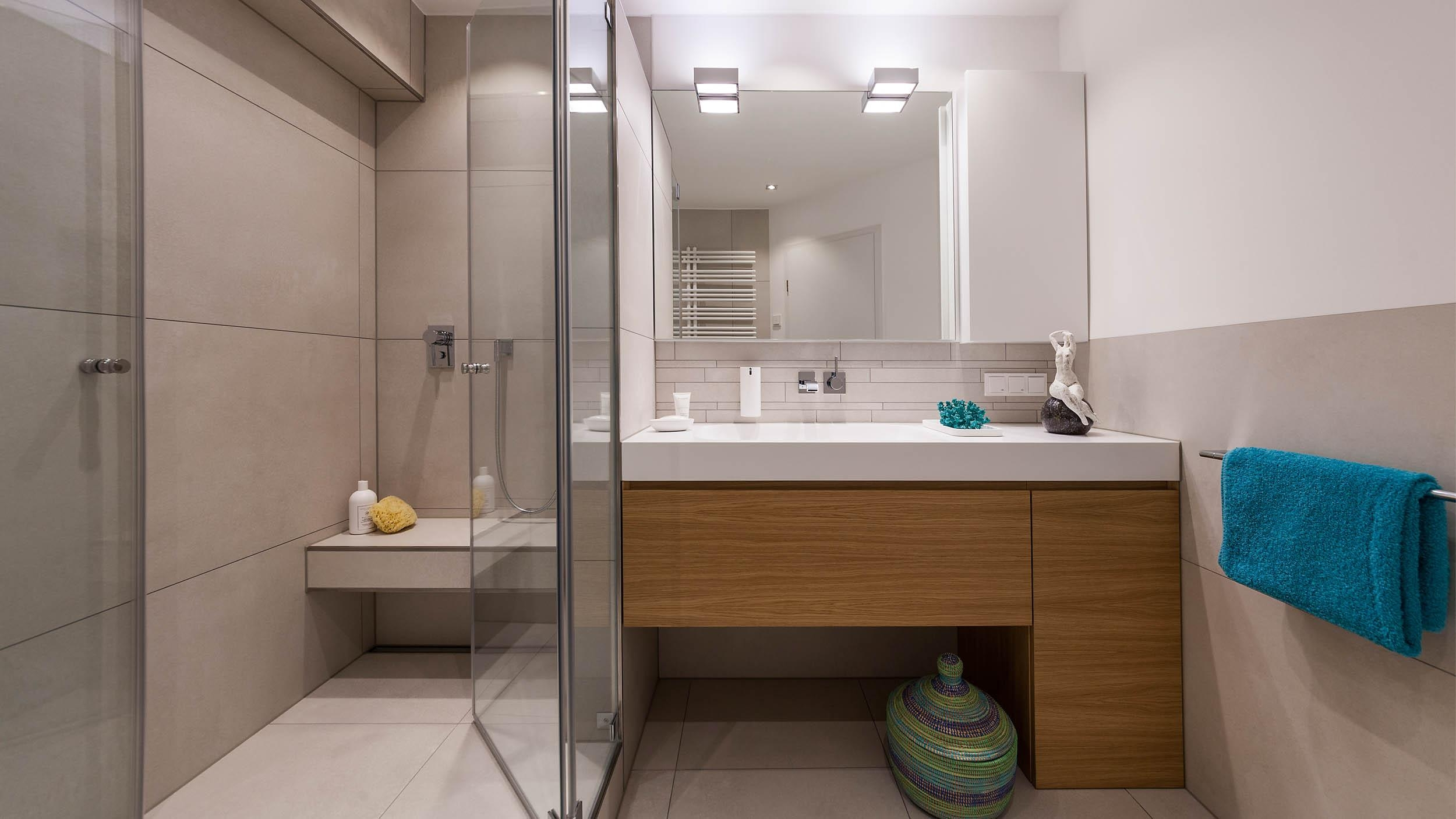 Gestaltung Badezimmer Badezimmer Mediterran ...