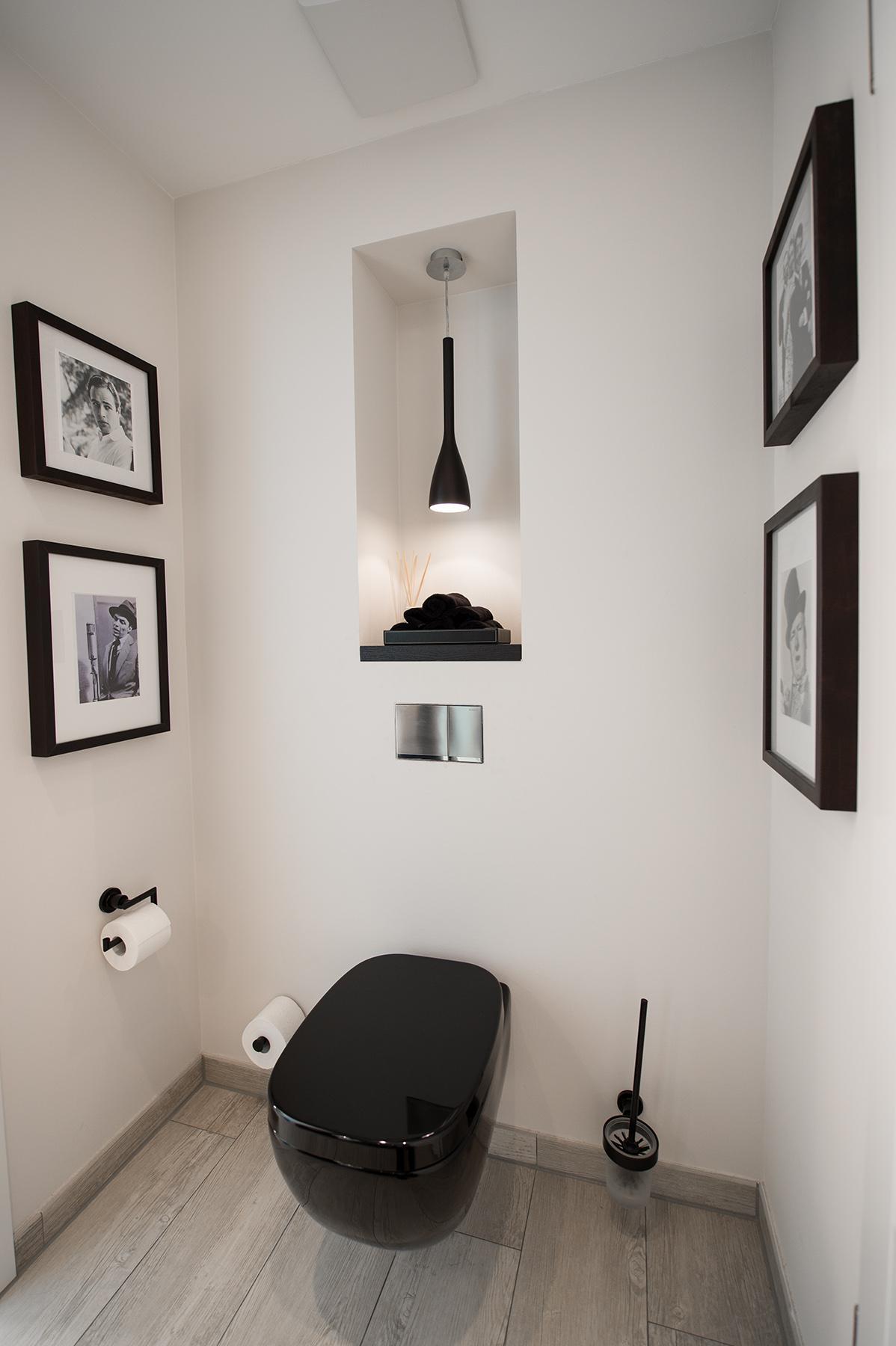 Dekoideen badezimmer - Lichtplanung badezimmer ...
