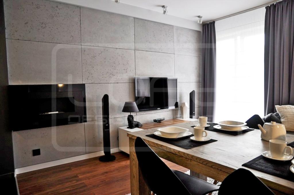 loft mit beton und klinker einrichtung, wandverkleidung individualisieren: so geht's!, Design ideen