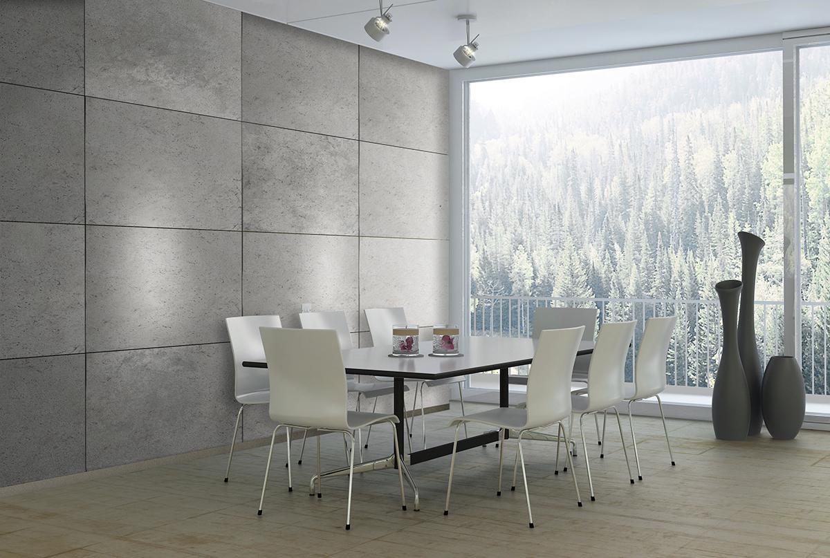 Wand In Betonoptik • Bilder & Ideen • Couchstyle