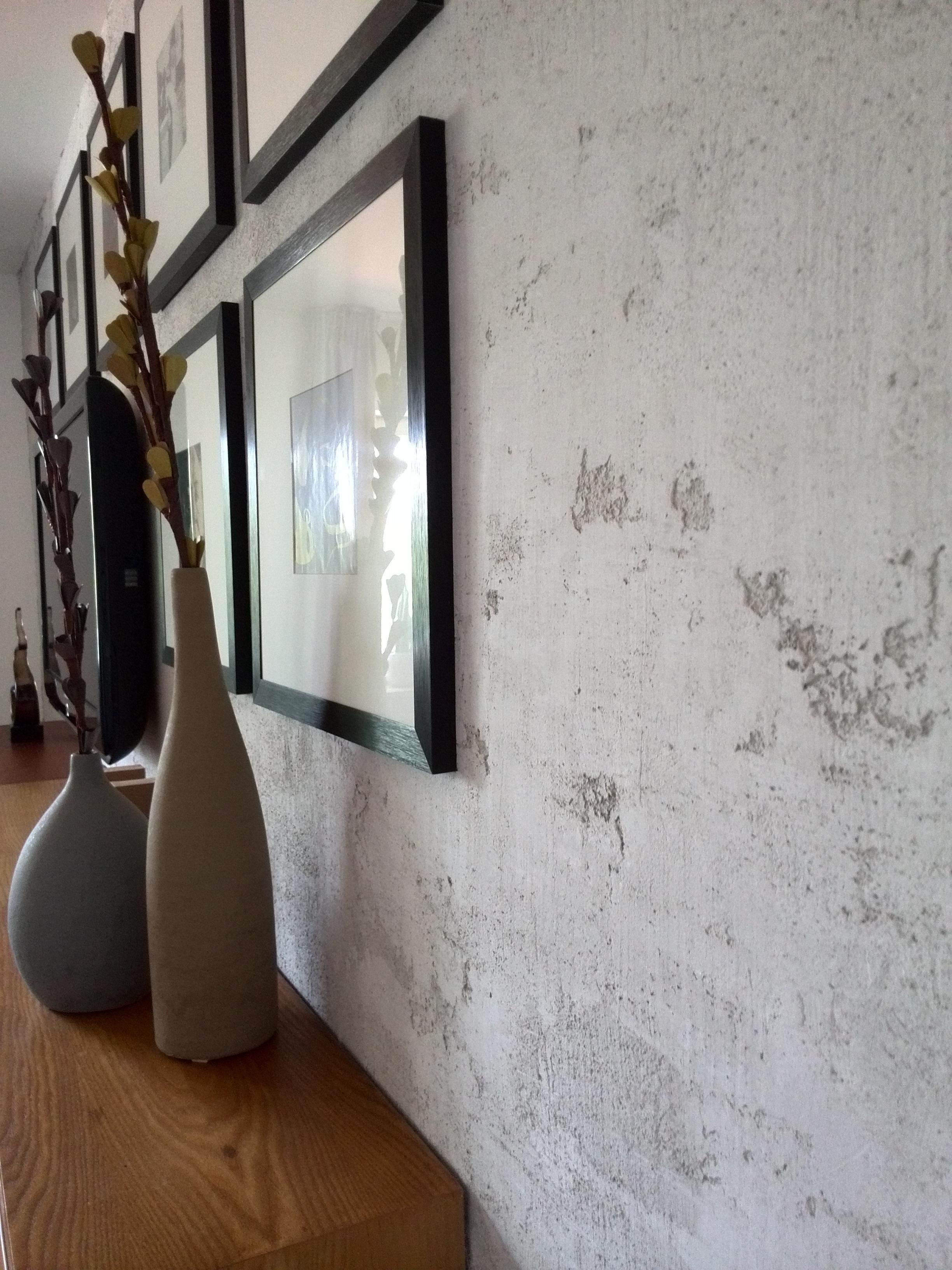 Betonwand wohnzimmer vase betonwand bilder wohn - Betonwand wohnzimmer ...