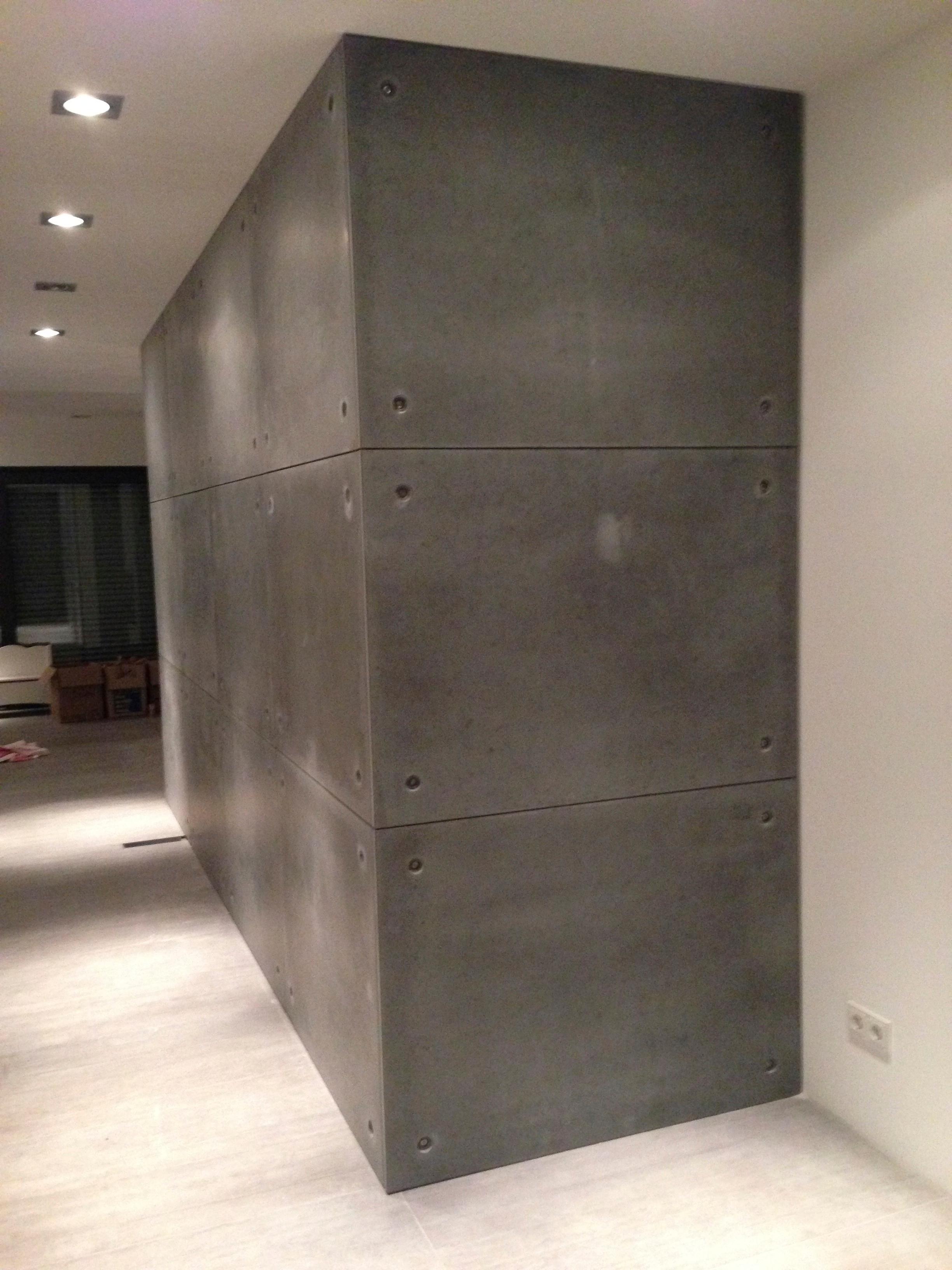 Betonwandpaneele Betonwand C Hr Beton Couch