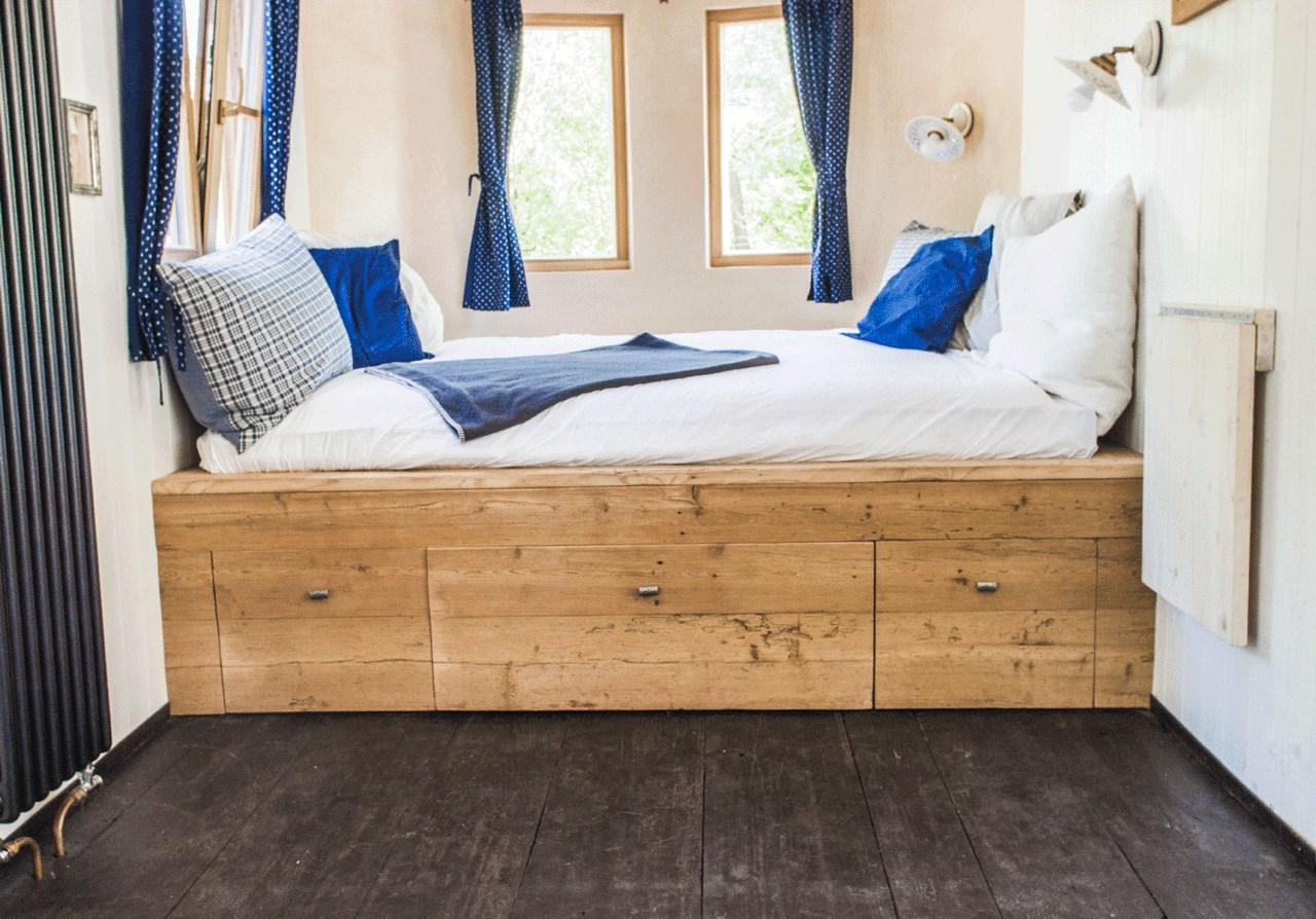 Betten selber bauen: So geht\'s!