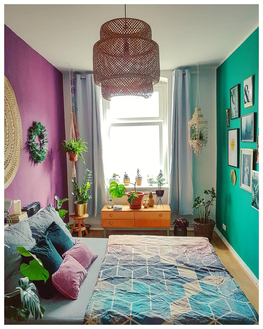 Bett livingchallenge bedroom colorfulhome boholiving  45dad679 e14e 452a 9c7c 535e9216a17c