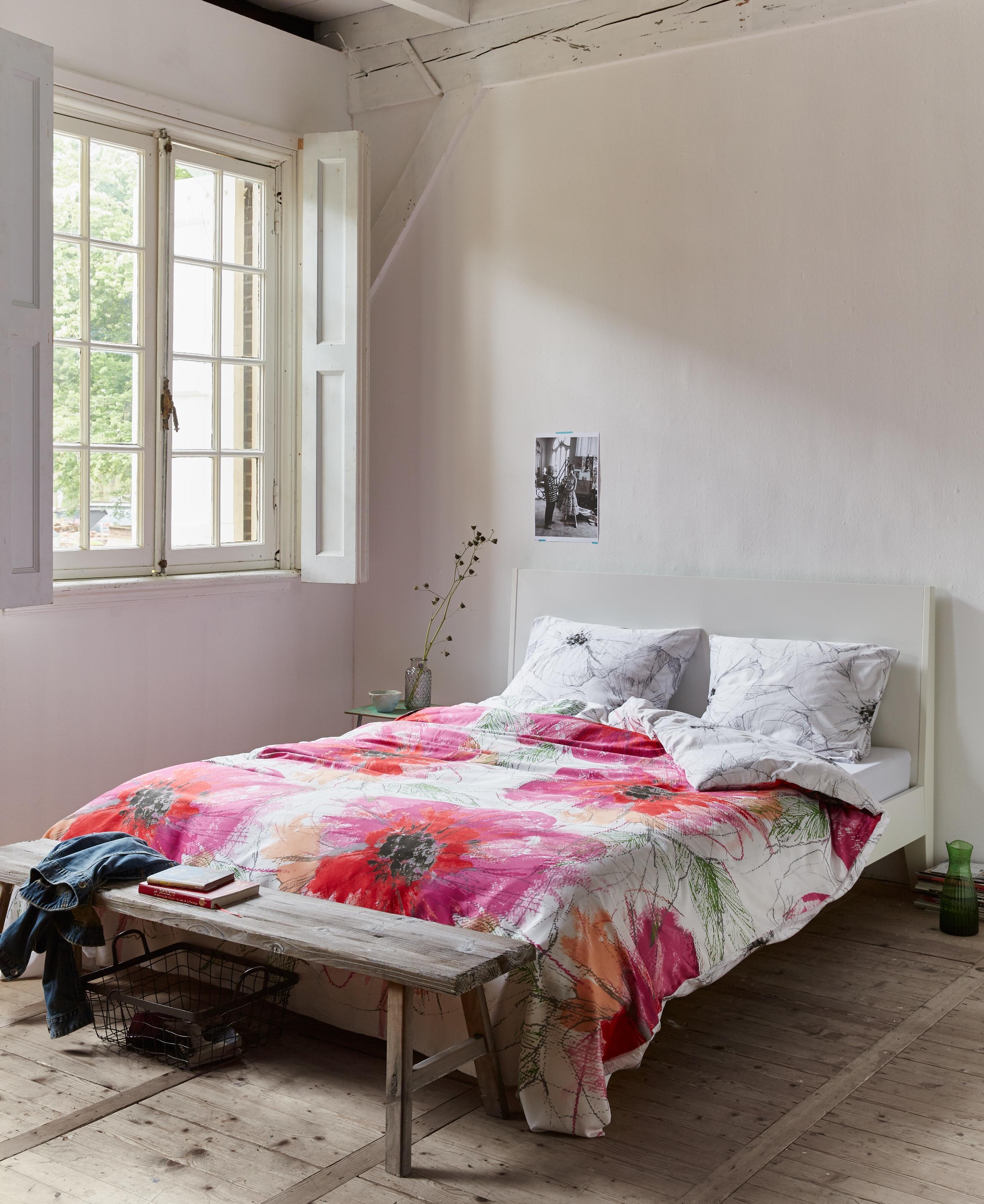 Schlafzimmer gestalten: Ruhige Einrichtungsideen