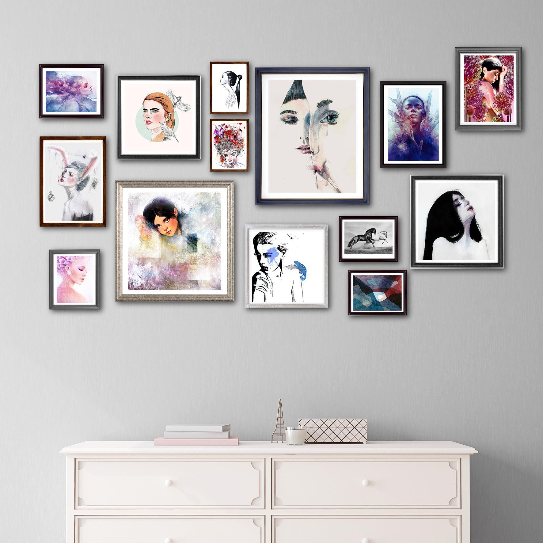 Sehr Bild aufhängen • Bilder & Ideen • COUCH AK42