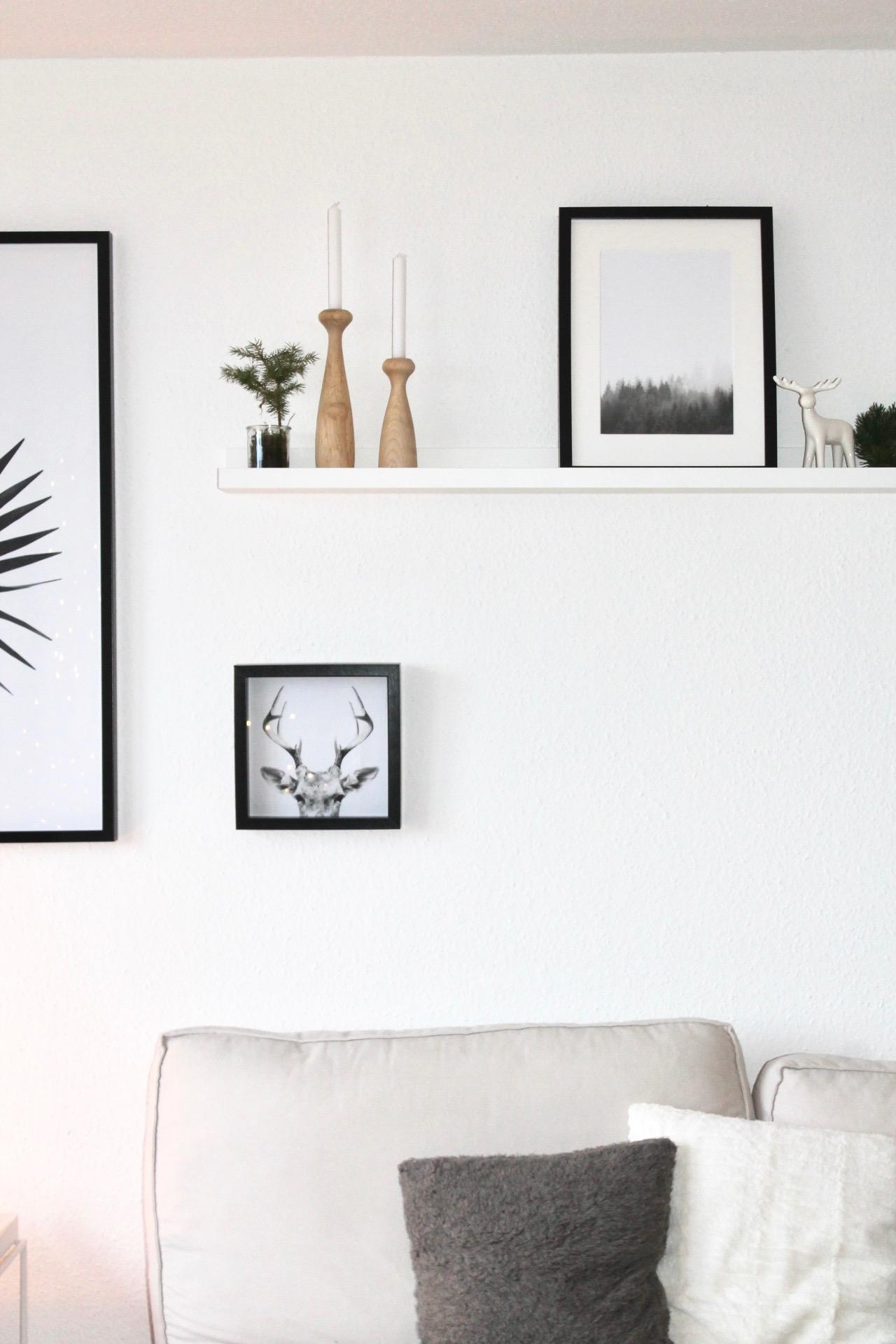 Bilderleiste Neu Dekoriert Wohnzimmer Bilderrahmen Ikea Poster Sofa
