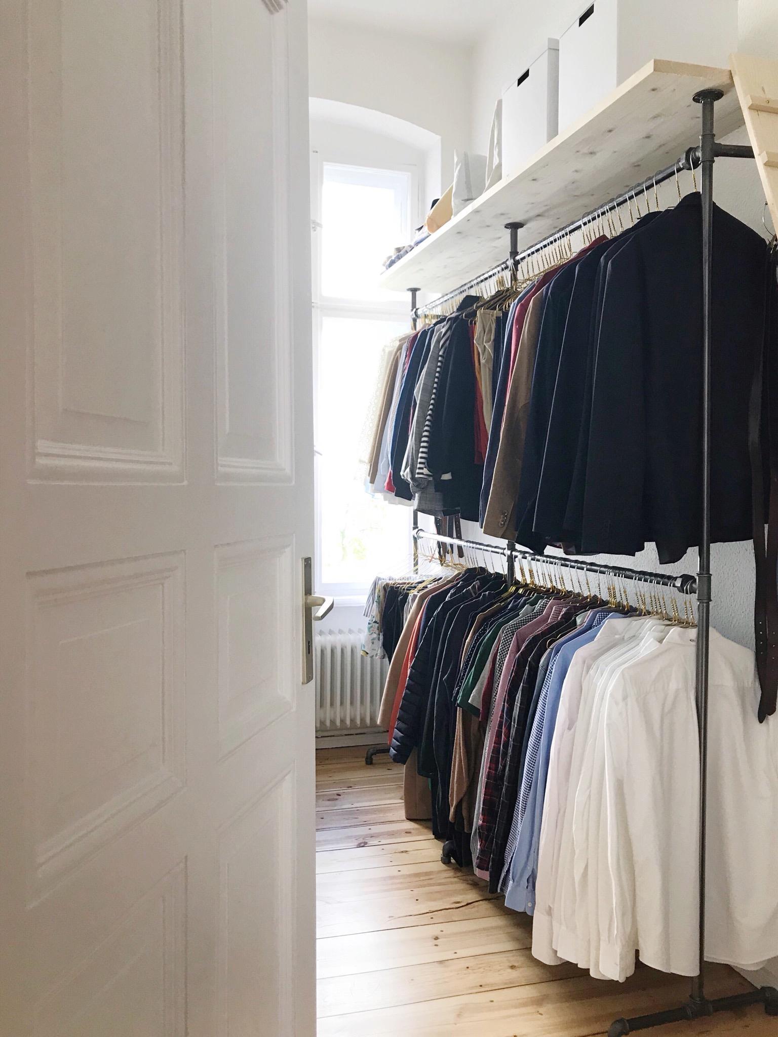 Unglaublich Ankleidezimmer Ideen Beste Wahl Blau Blau Blau Sind Alle Meine Kleider