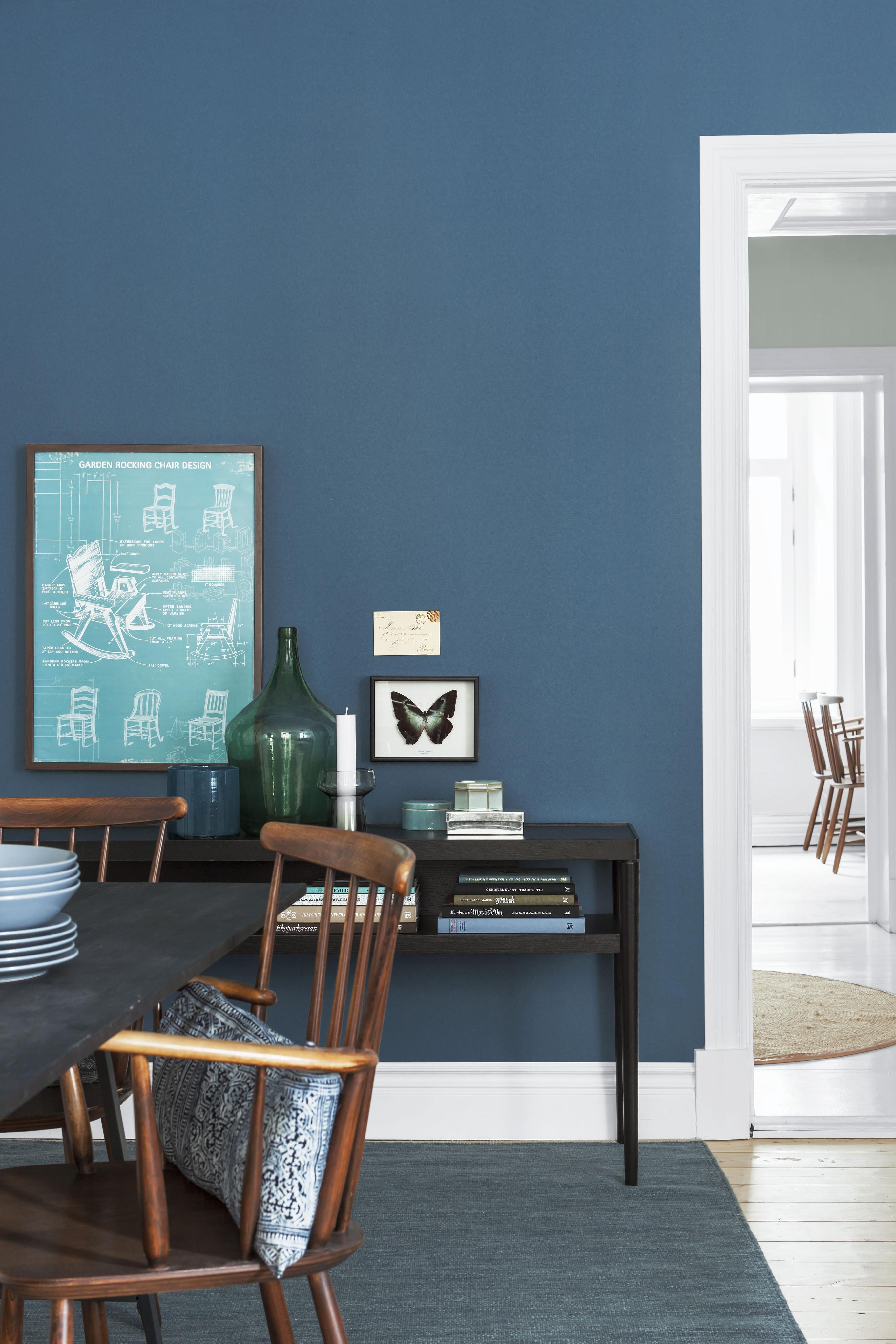 Hellblaue Wandfarbe • Bilder & Ideen • COUCHstyle