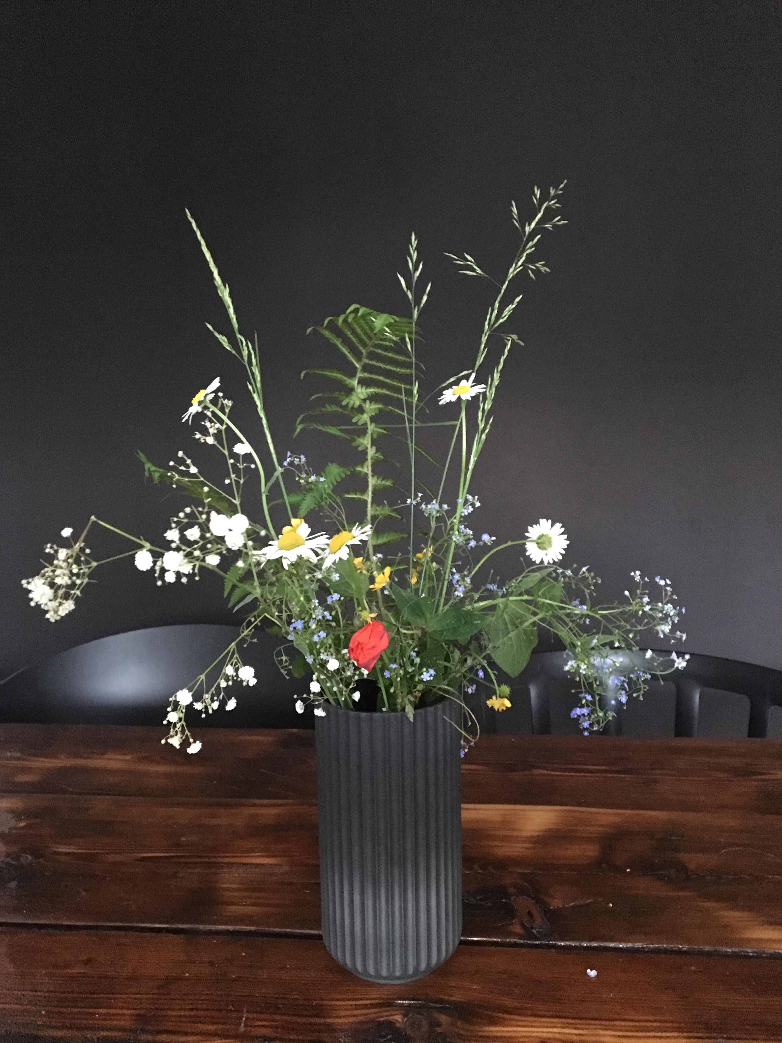 Blooms on Black ◼️💐◼️
