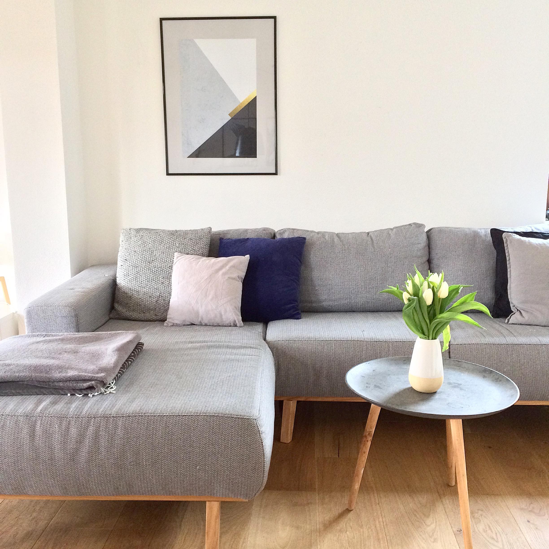 Graues Sofa graues sofa bilder ideen couchstyle