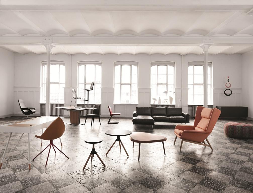 BoConcept Designmöbel #stuhl #couchtisch #beistelltisch #hocker  #arbeitszimmer #wohnzimmer #sessel