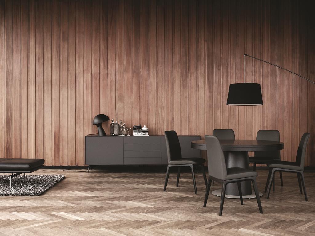 boconcept esszimmer stuhl sideboard tisch boconc. Black Bedroom Furniture Sets. Home Design Ideas