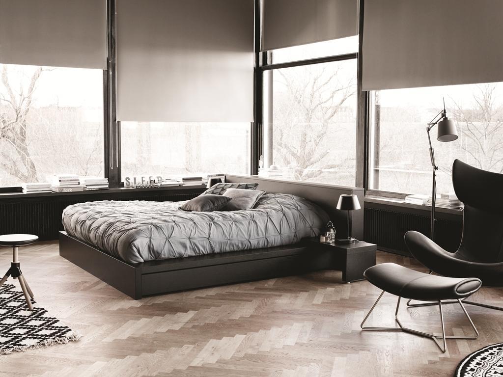 Boconcept Schlafzimmer Bett Kissen Nachttisch Bo