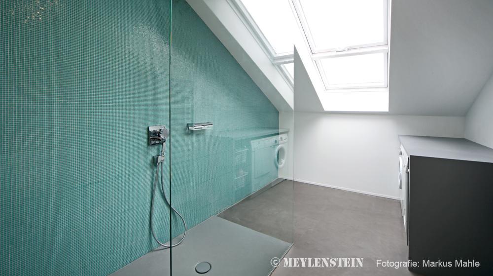 Bodengleiche Dusche #glaswand ©MEYLENSTEIN • COUCHstyle | {Bodengleiche dusche glaswand 16}