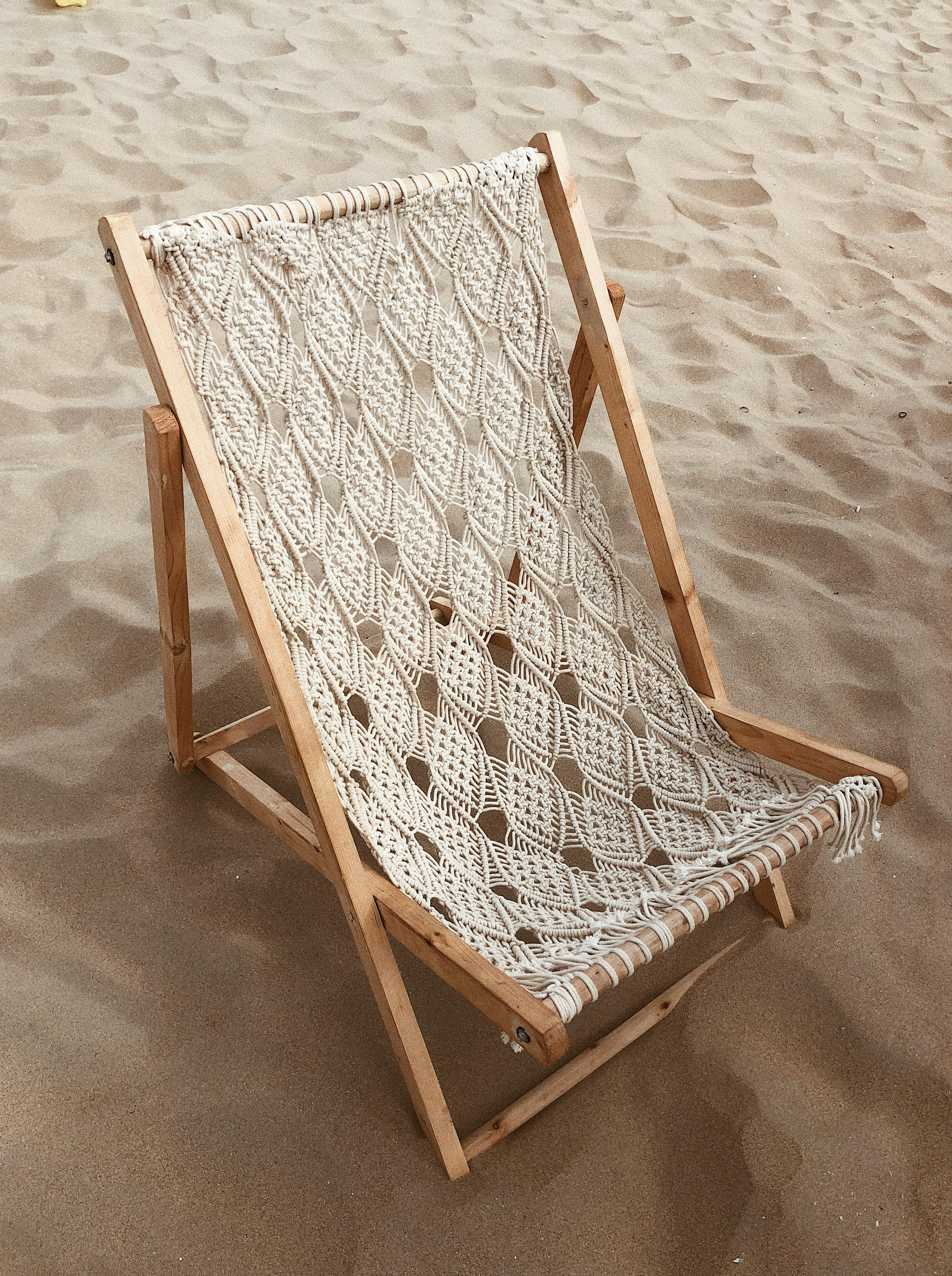 #bohostyle #beachchaire