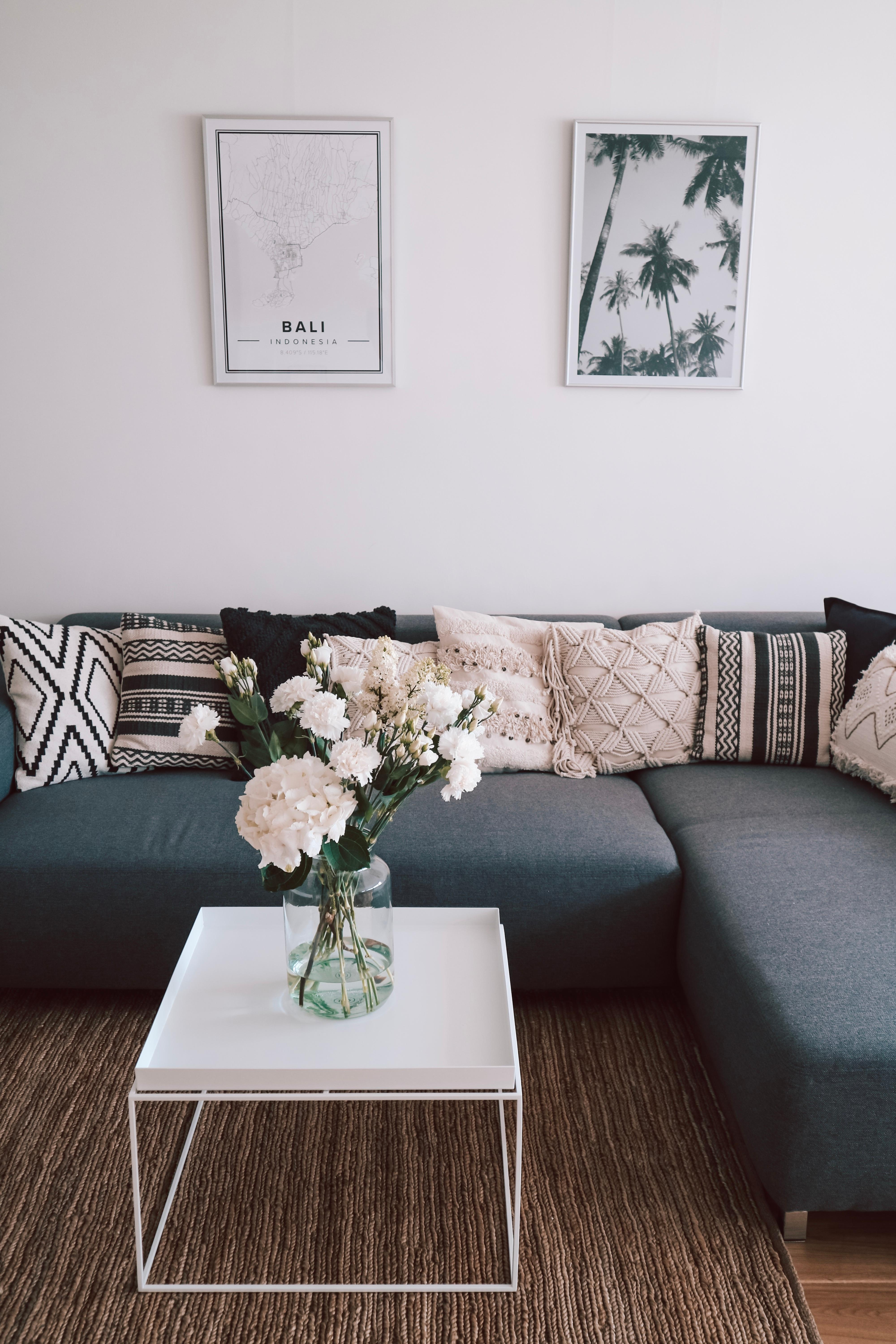 #bohostyle #scandi #livingroom #couchstyle