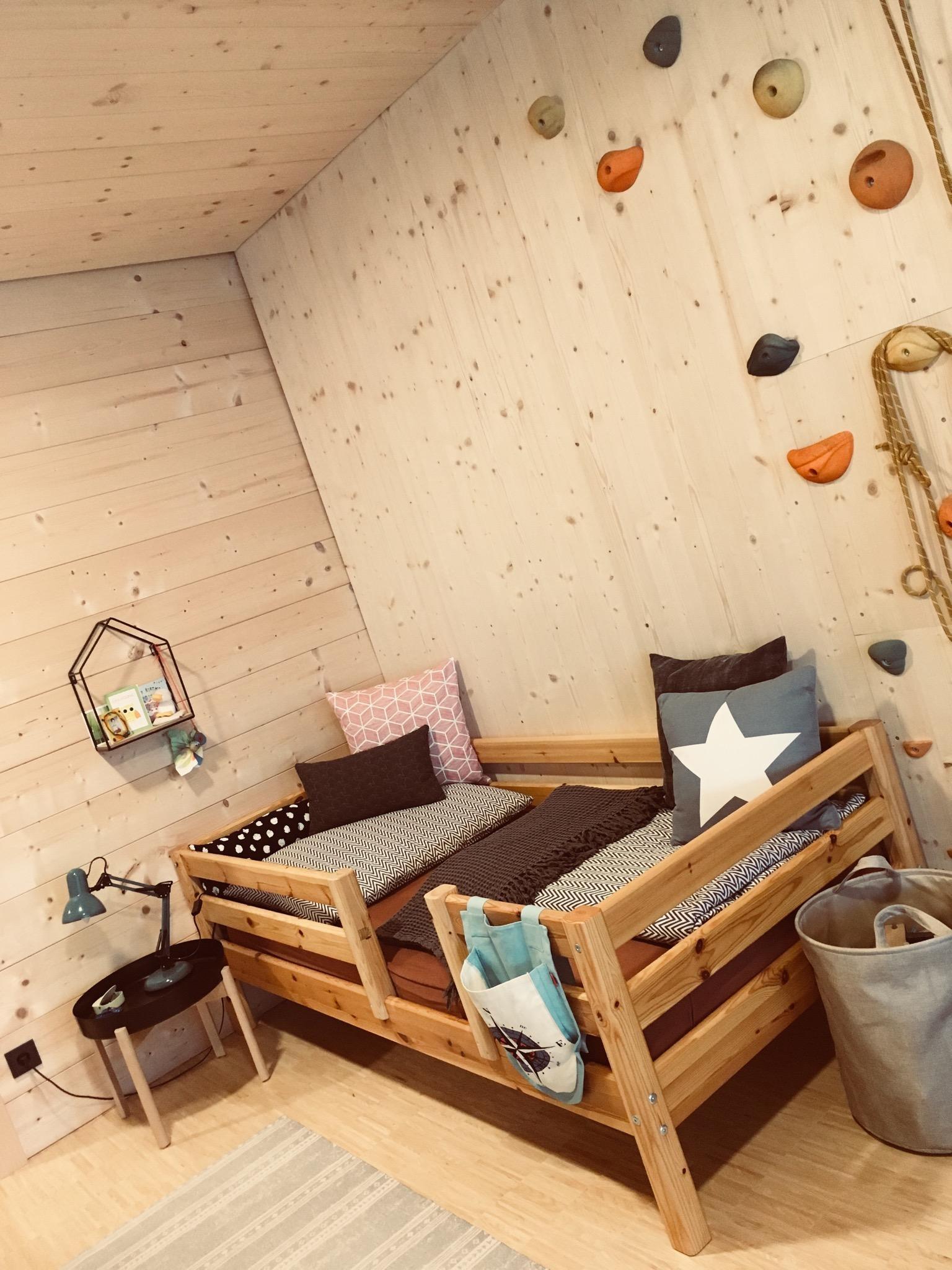 Kinderzimmer gem tlich einrichten so geht 39 s - Kinderzimmer klettern ...