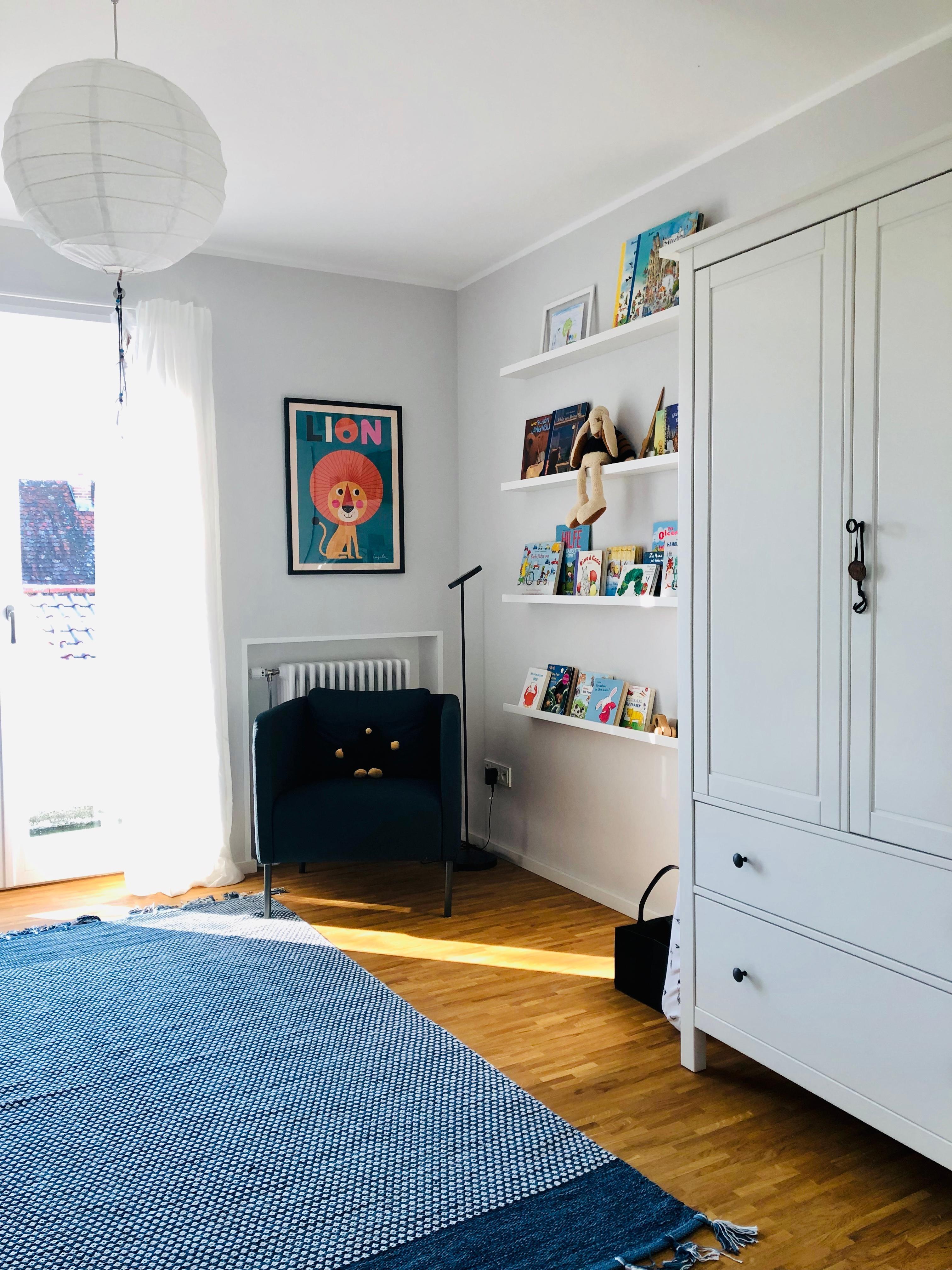 Lieblich #boysroom #kinderzimmer #babyzimmer #interiorlove #couchliebt #ikea #scandi  #kidsroom
