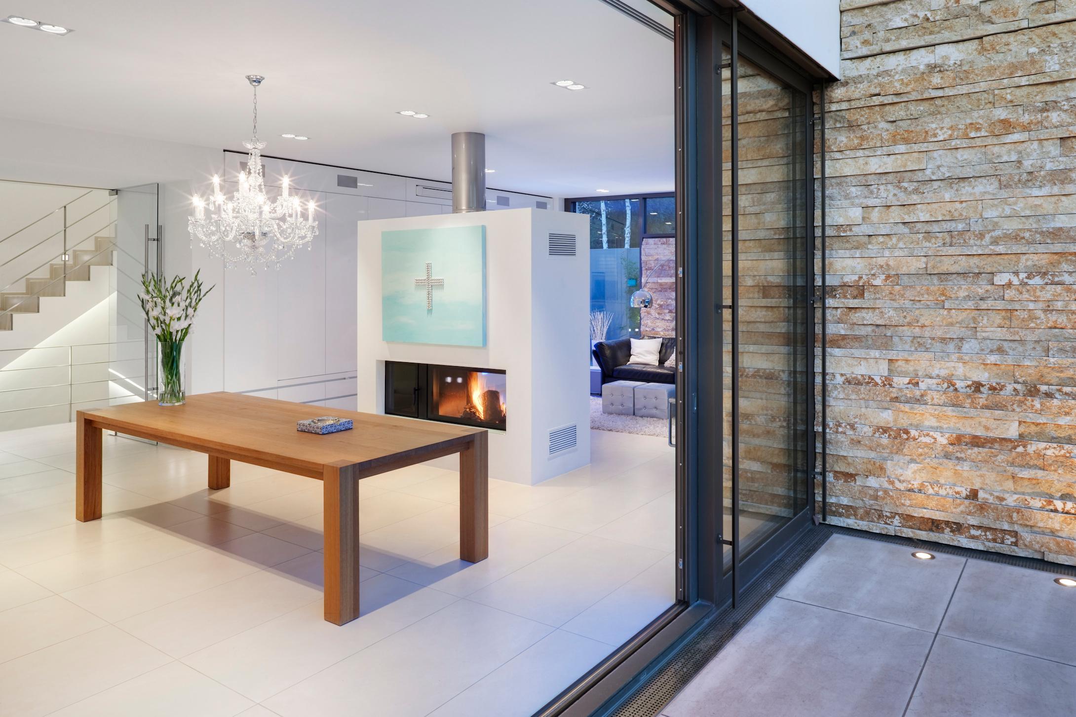 feuerstelle • bilder & ideen • couchstyle, Wohnzimmer
