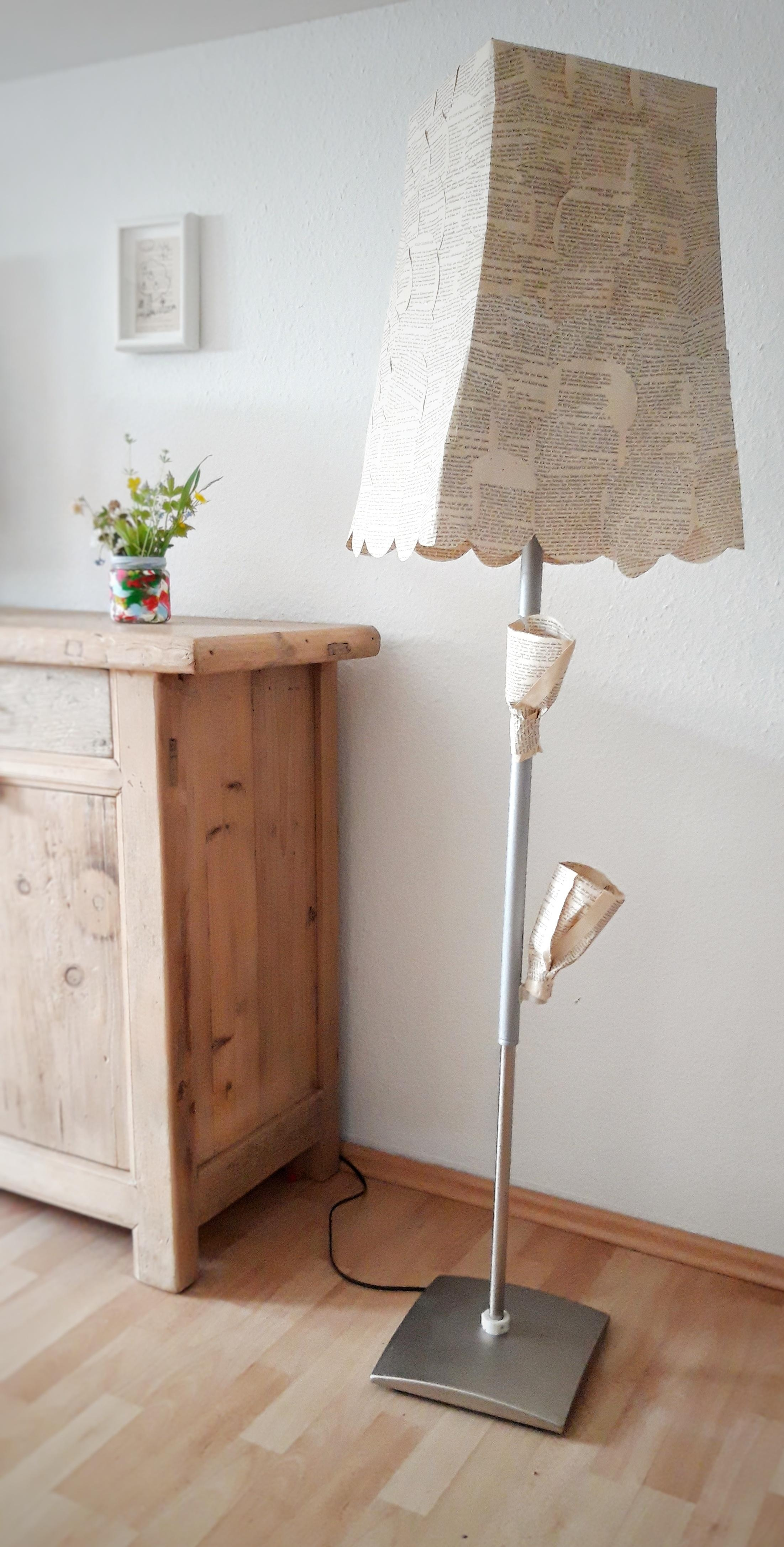 Ikea Lampenschirm Fuer Stehlampe