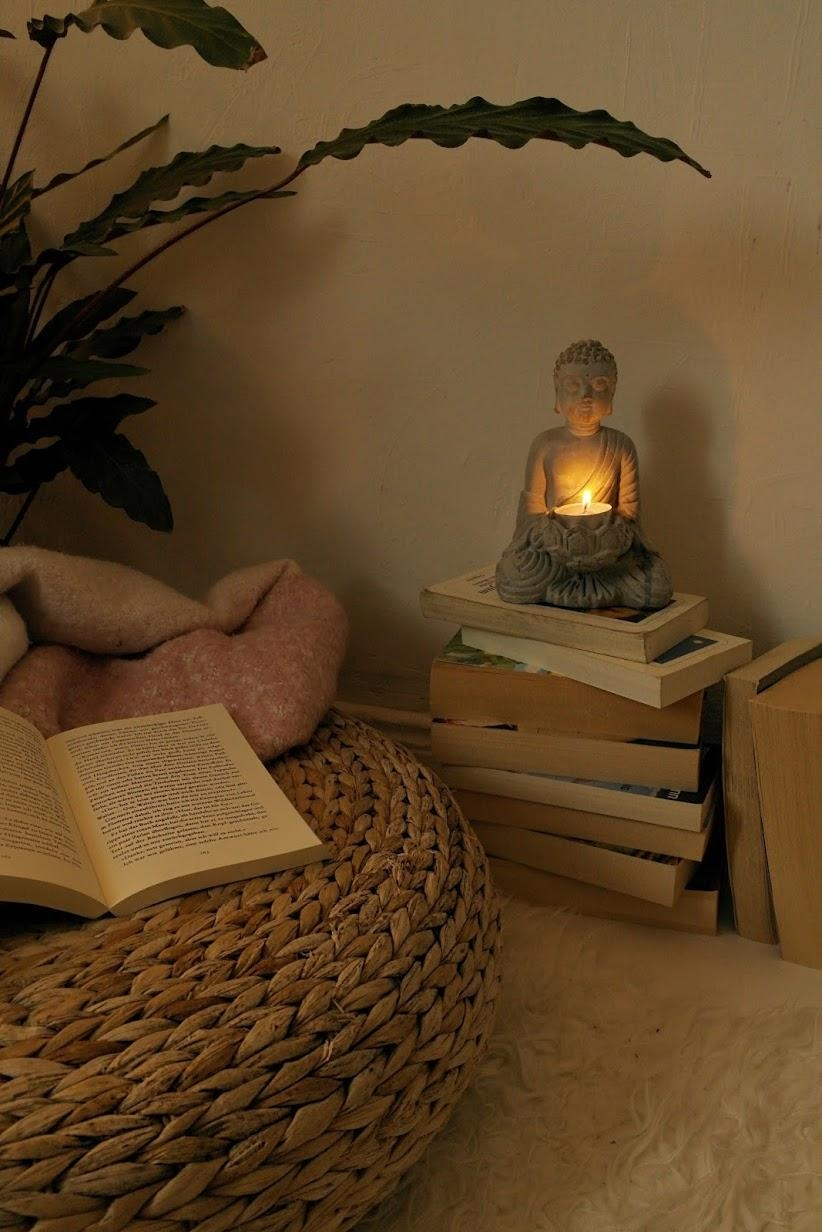 #buddha #room #decor #light #ikea