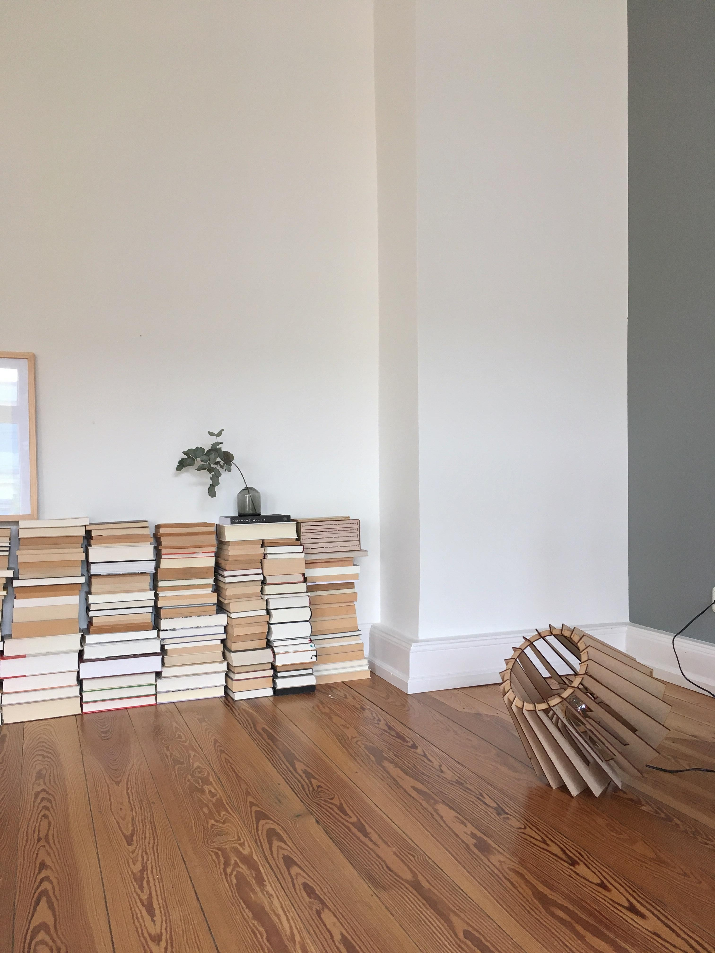 b cherregal mal anders regal b cher b cherwand a. Black Bedroom Furniture Sets. Home Design Ideas