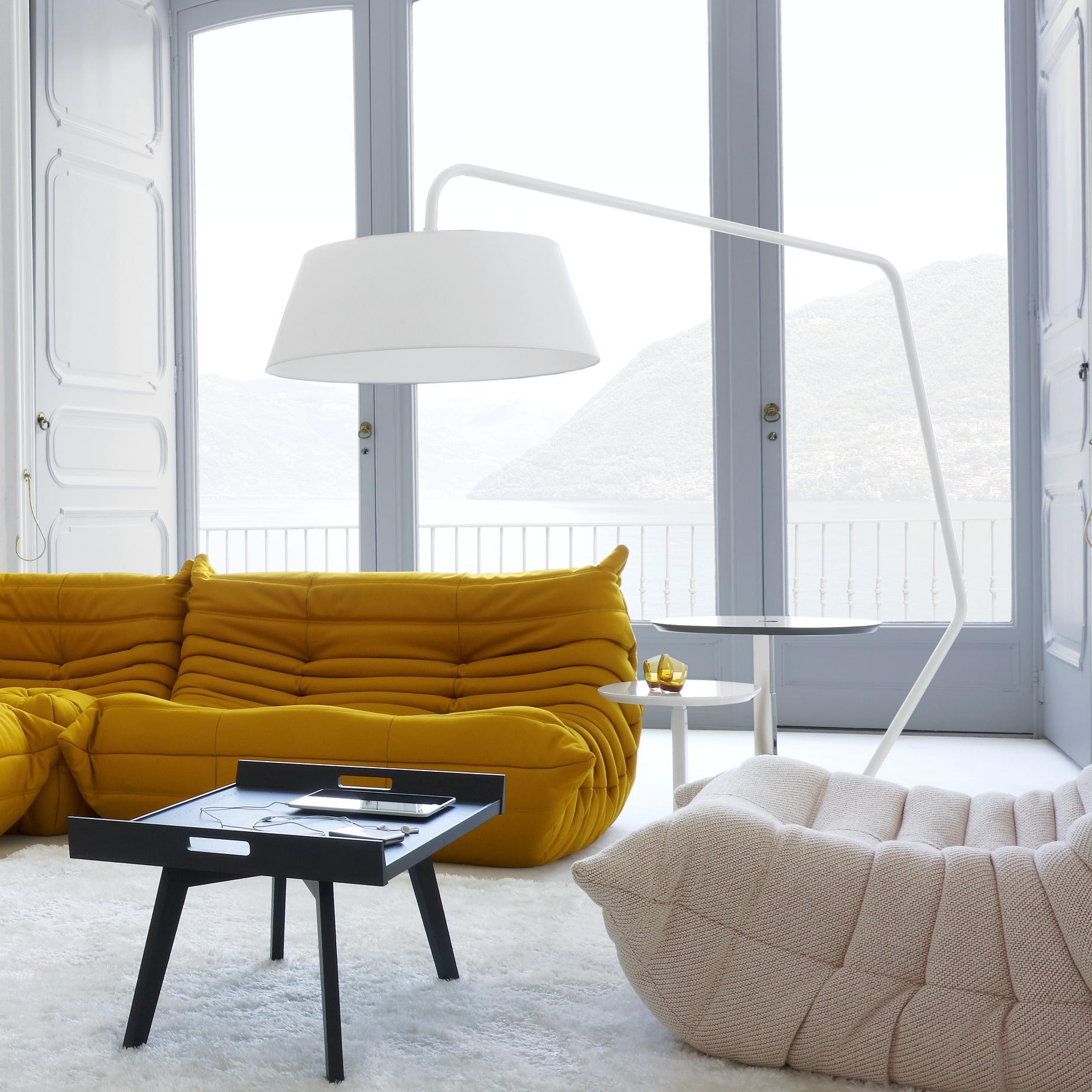 BUL Stehleuchte Wohnzimmer Lampe Cligne Roset