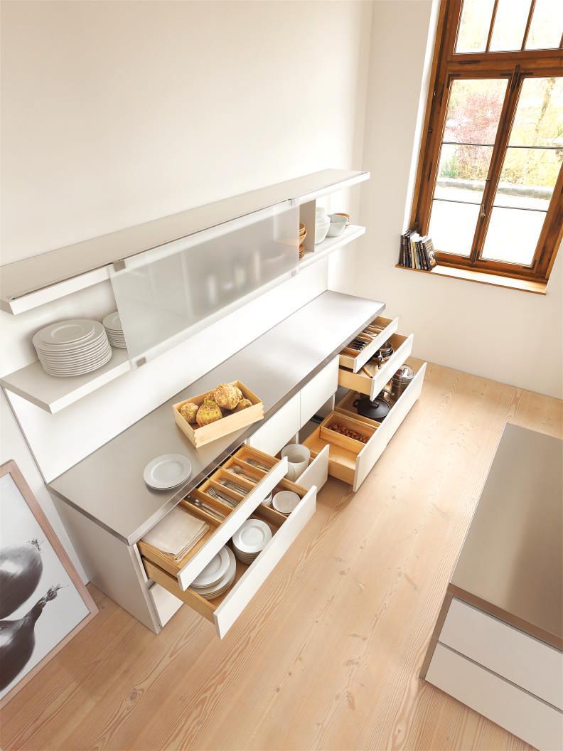 Kuchenaufbewahrung Bilder Ideen Couch