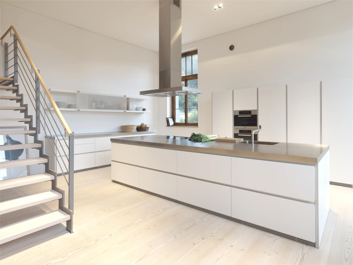 bulthaup #b1 #küche #kücheninsel #küchenschrank ©Bul...