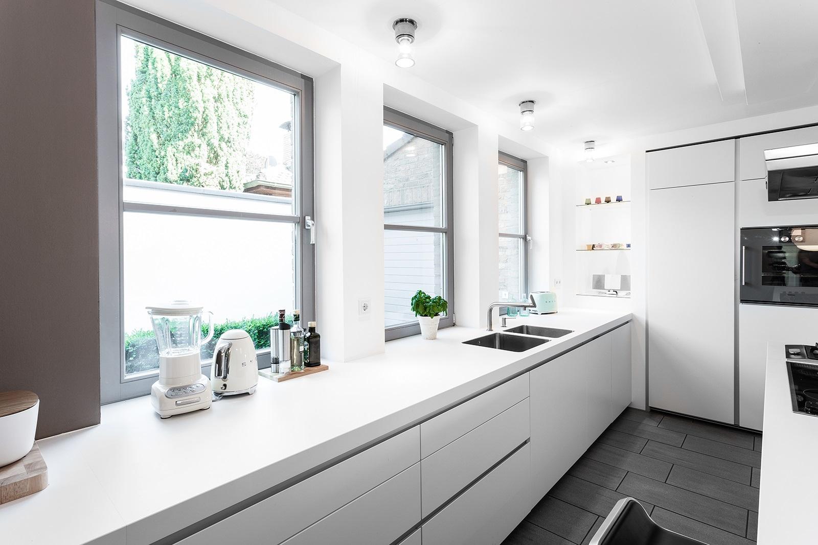 Bulthaup B1 Küchenmodernisierung Kücheninsel Foto