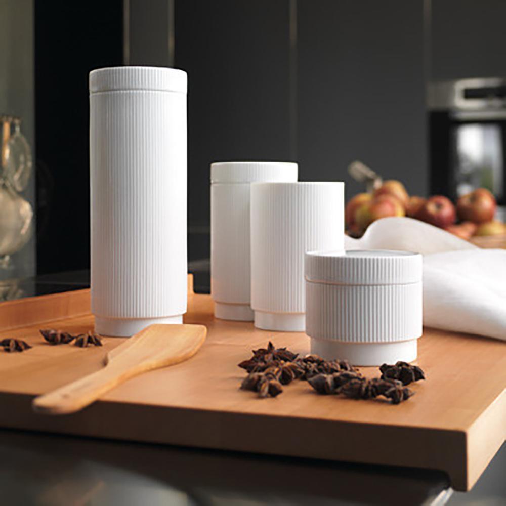 Bulthaup Vorratsdosen #küche #küchenaccessoire ©bulthaup