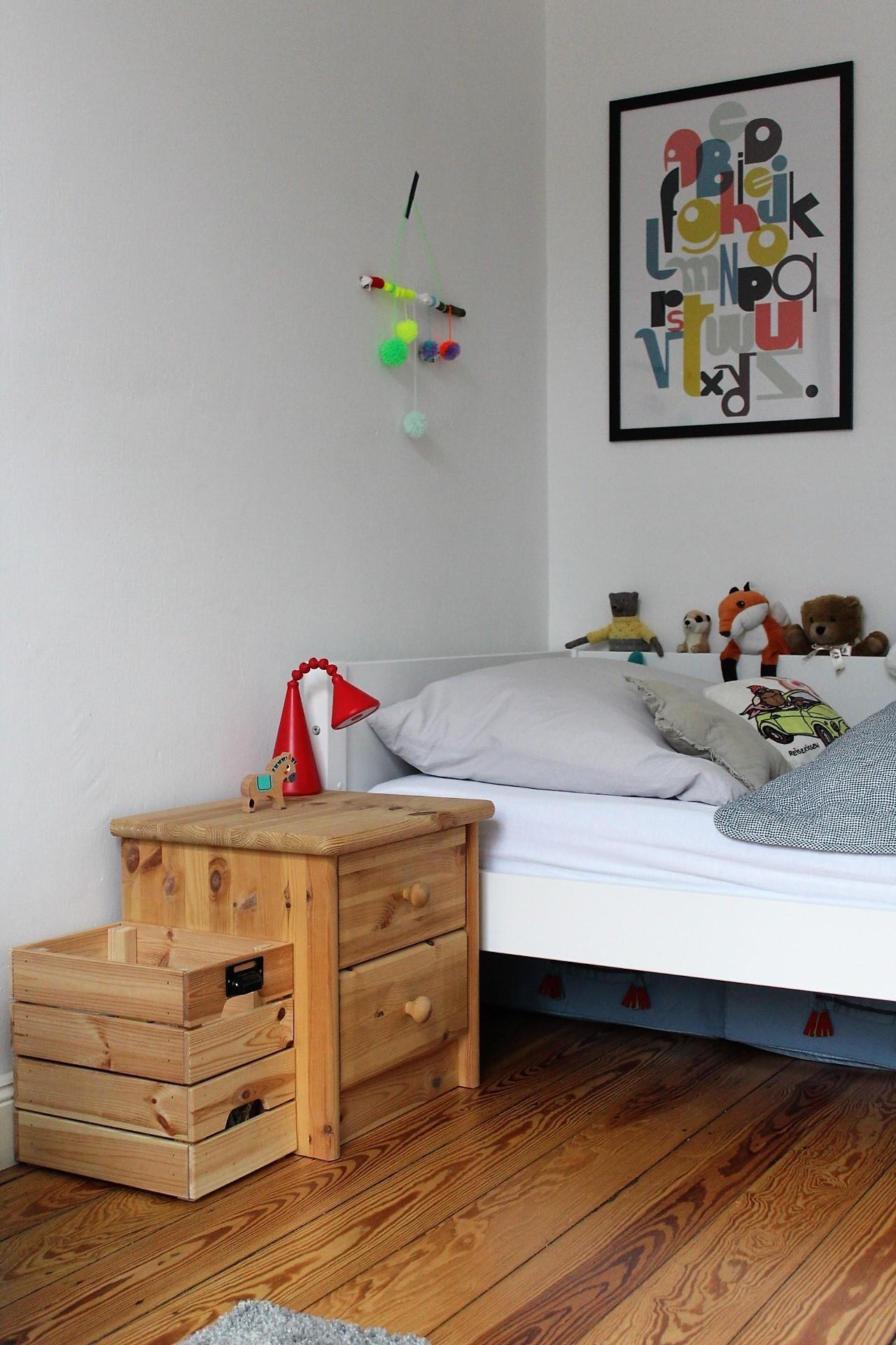 Kinderzimmer gem tlich einrichten so geht 39 s - Kinderzimmer bunt ...