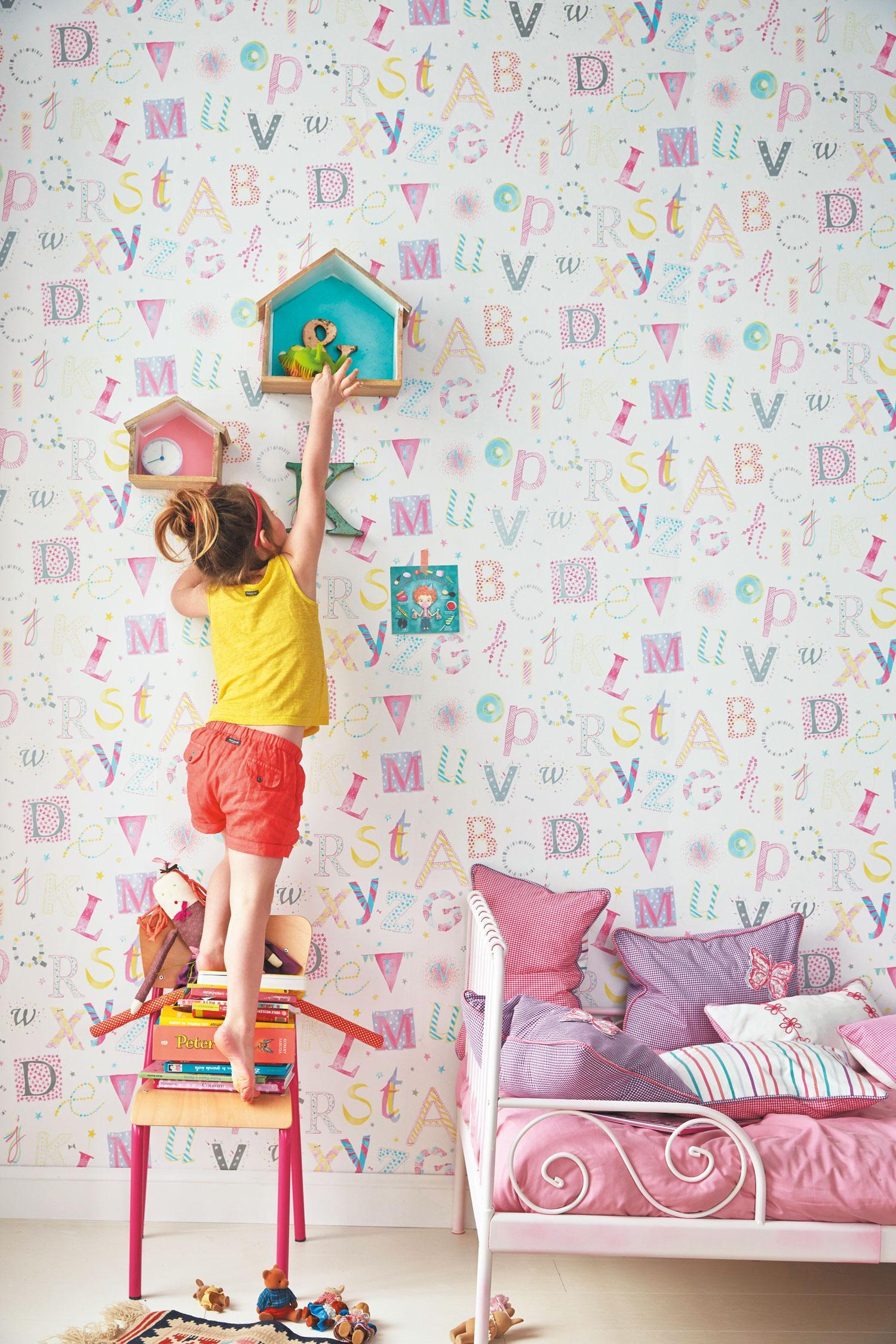 Wandgestaltung Für Das Kinderzimmer • Bilder & Ideen