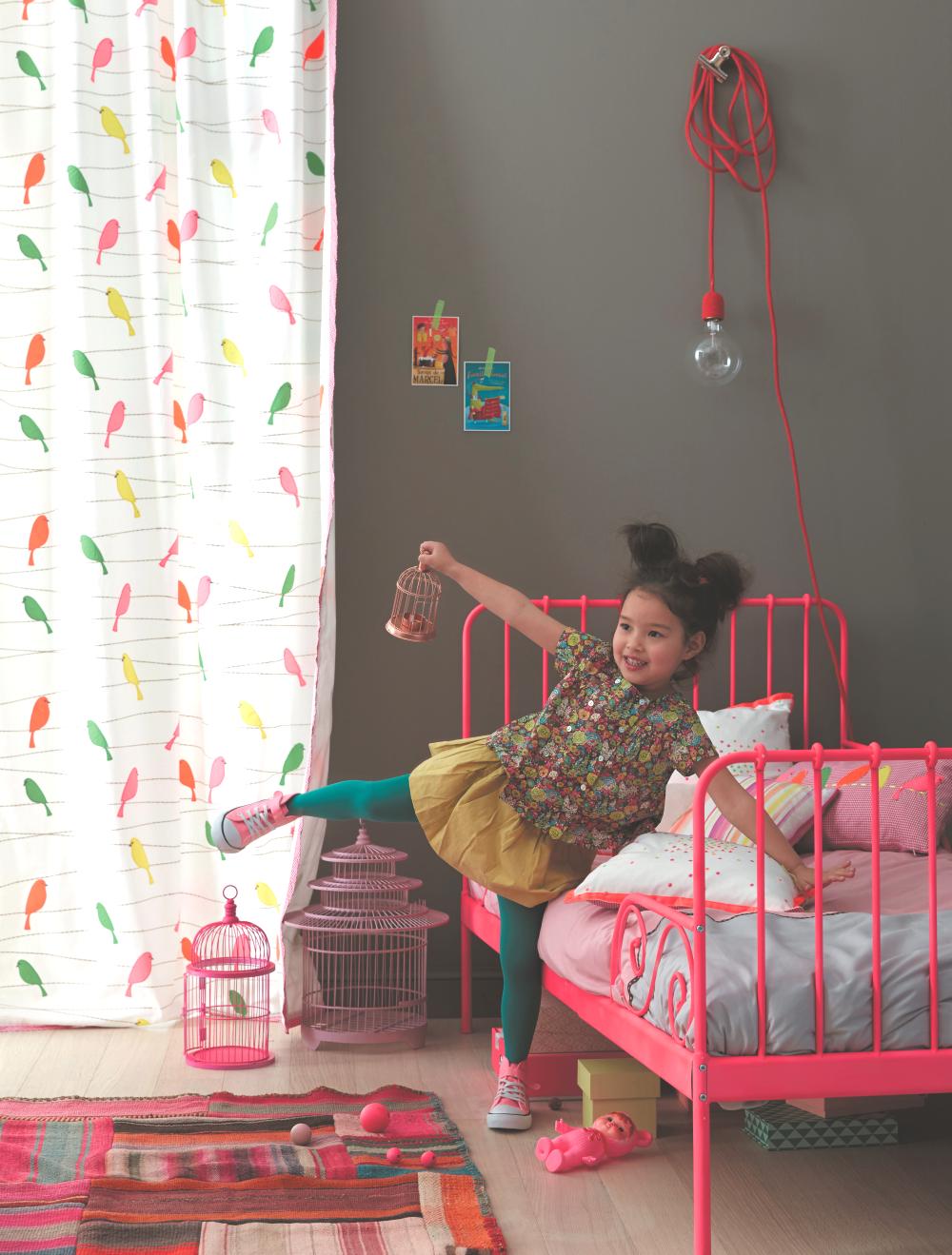 kinderzimmer deko m dchen. Black Bedroom Furniture Sets. Home Design Ideas