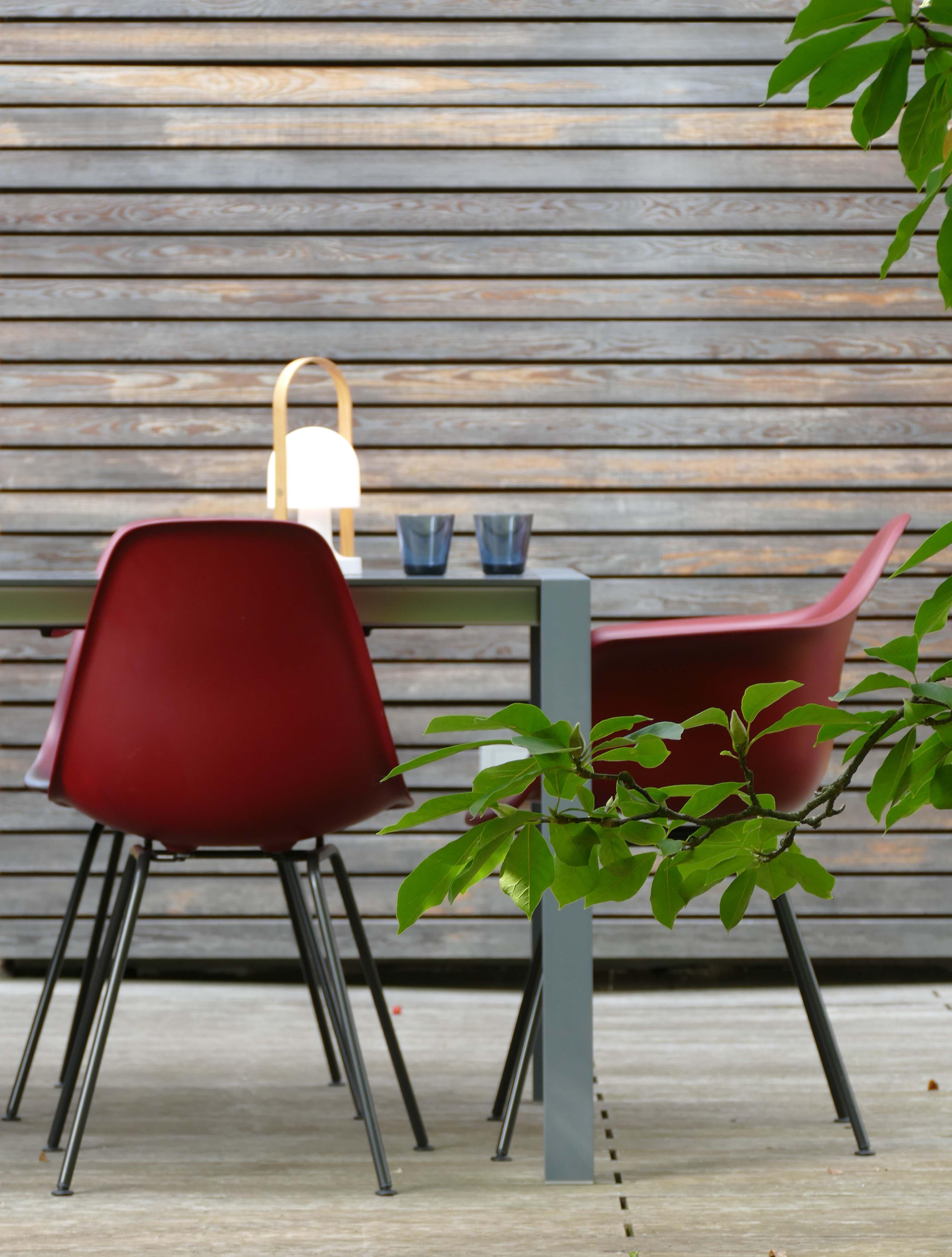 attractive einfache dekoration und mobel gartenmoebel fuer die neue saison 3 #6: Bye Bye Gartensaison #garten#terrasse#gartenmöbel#eames#vitra