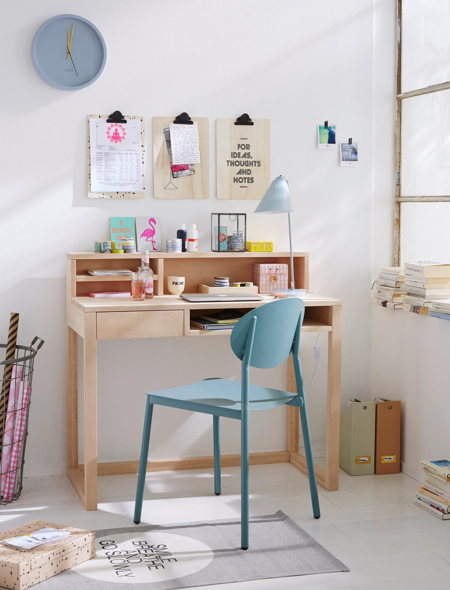 Schreibtisch aus Holz • Bilder & Ideen • COUCHstyle