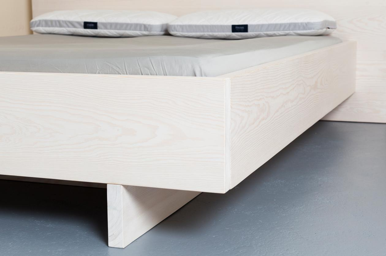 Close up of our new bed design AURONS #interiorstyling #furnituredesign