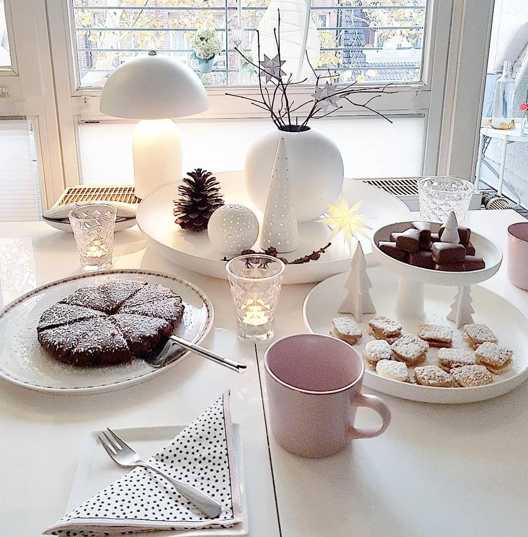 coffeezime #cozy #autum #winter #wohnen #white #whiteliving