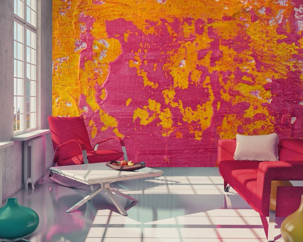 Steintapete Inspiration Fr Wandgestaltung Bei COUCH