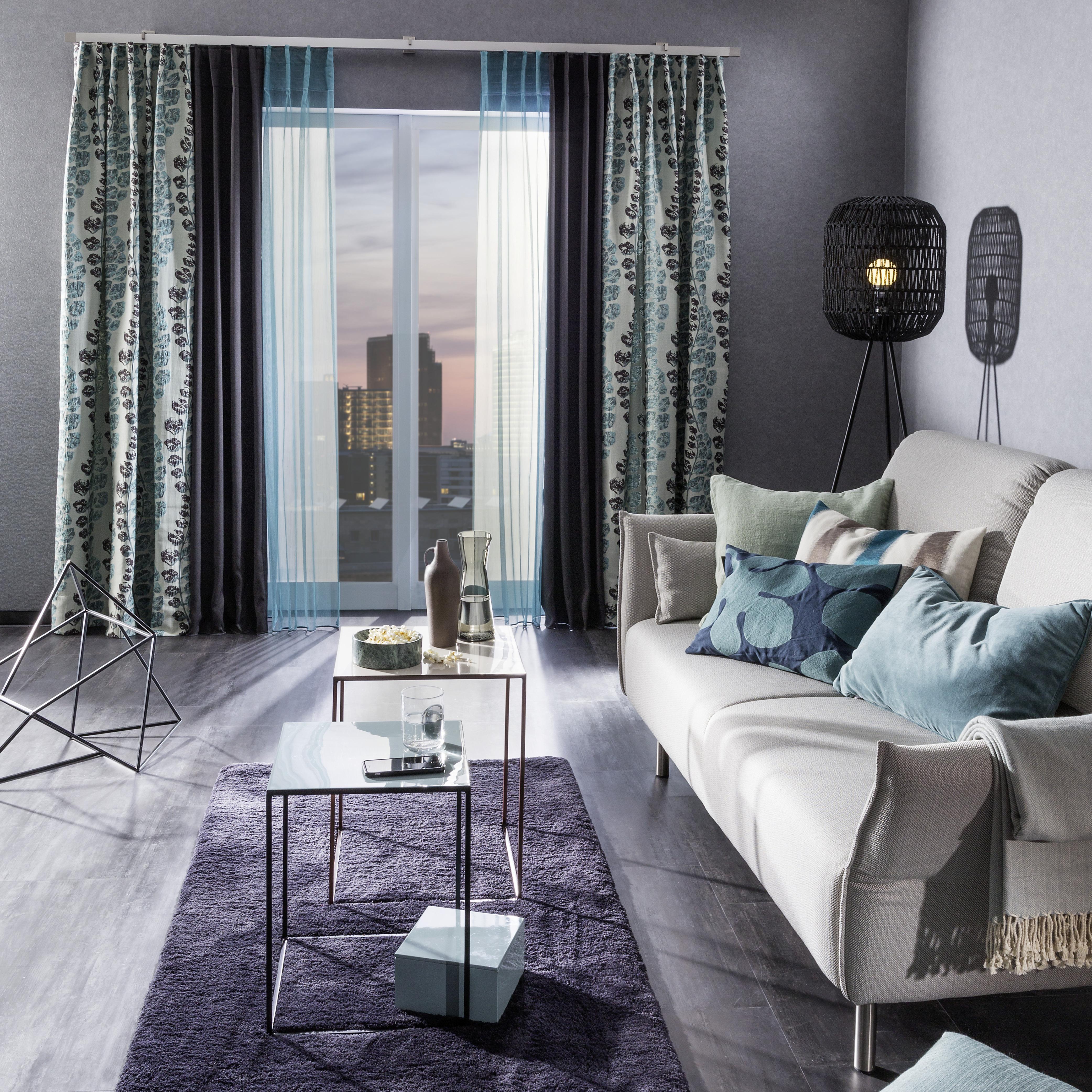 Coole Farben Füru0027s Wohnzimmer #bodenbelag #beistelltisch ©SÜDBUND EG