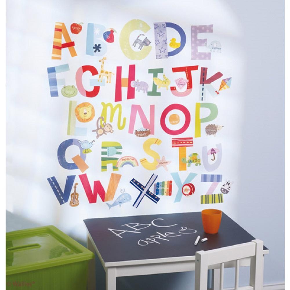 Wandgestaltung für das Kinderzimmer • Bilder & Ideen • COUCHstyle | {Wand kinderzimmer 48}