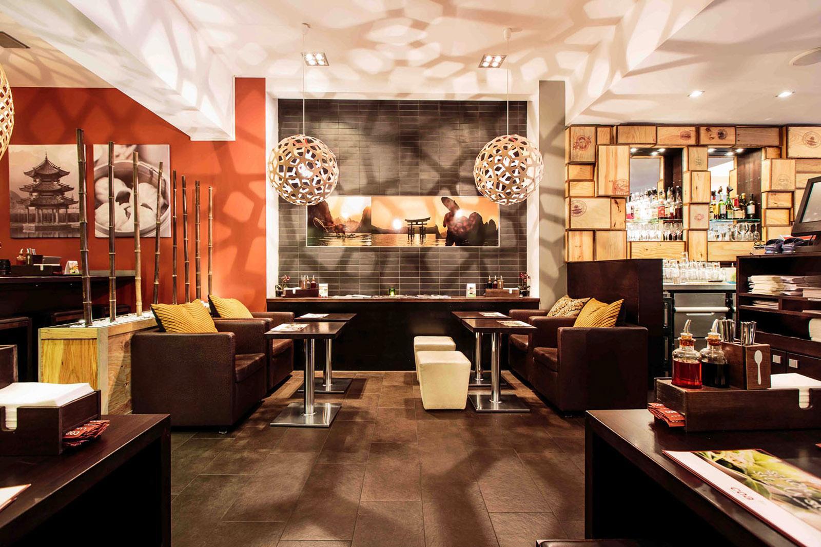 cafe • bilder & ideen • couchstyle, Wohnzimmer
