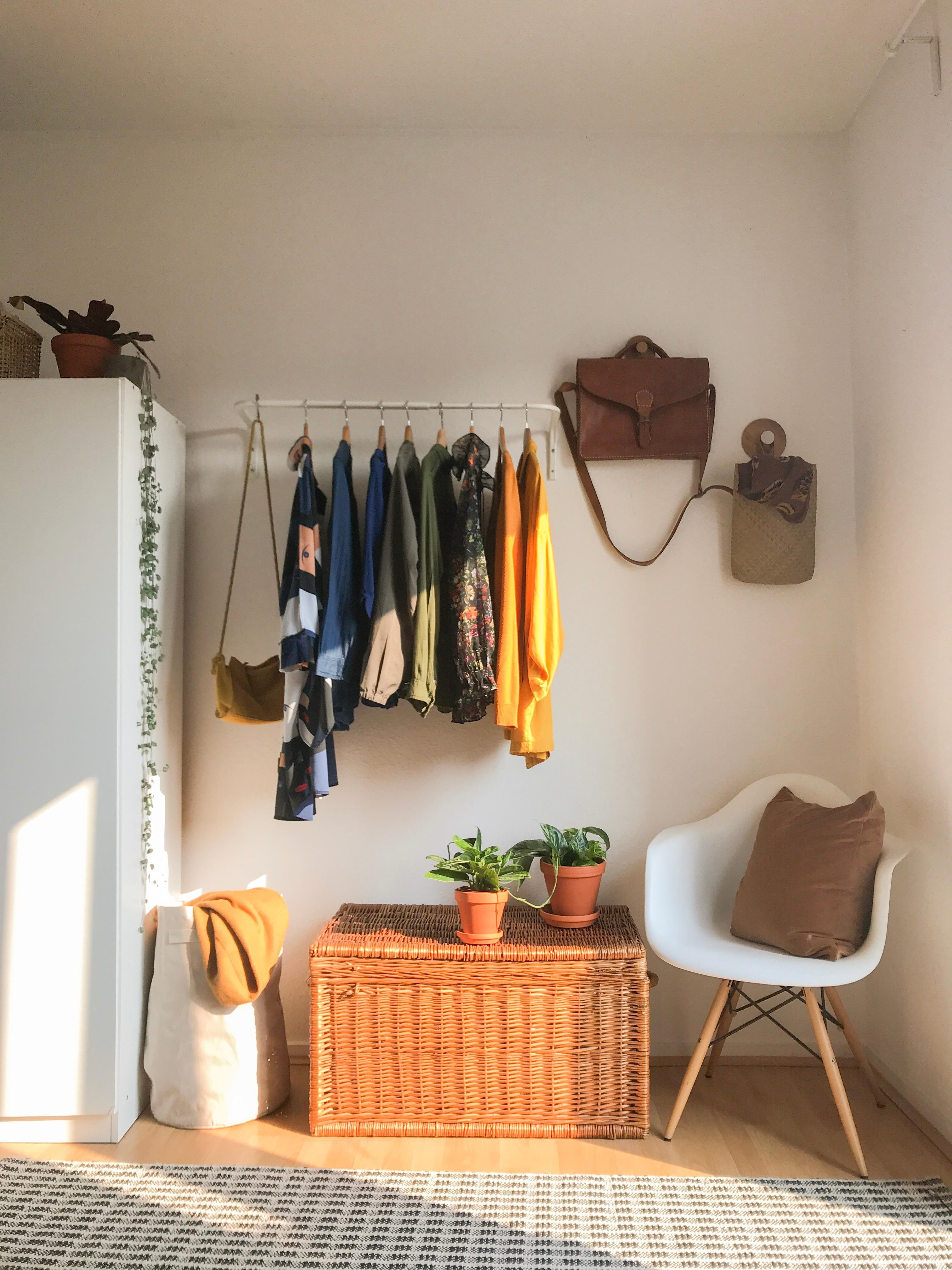 Kleider Aufhängen Ideen