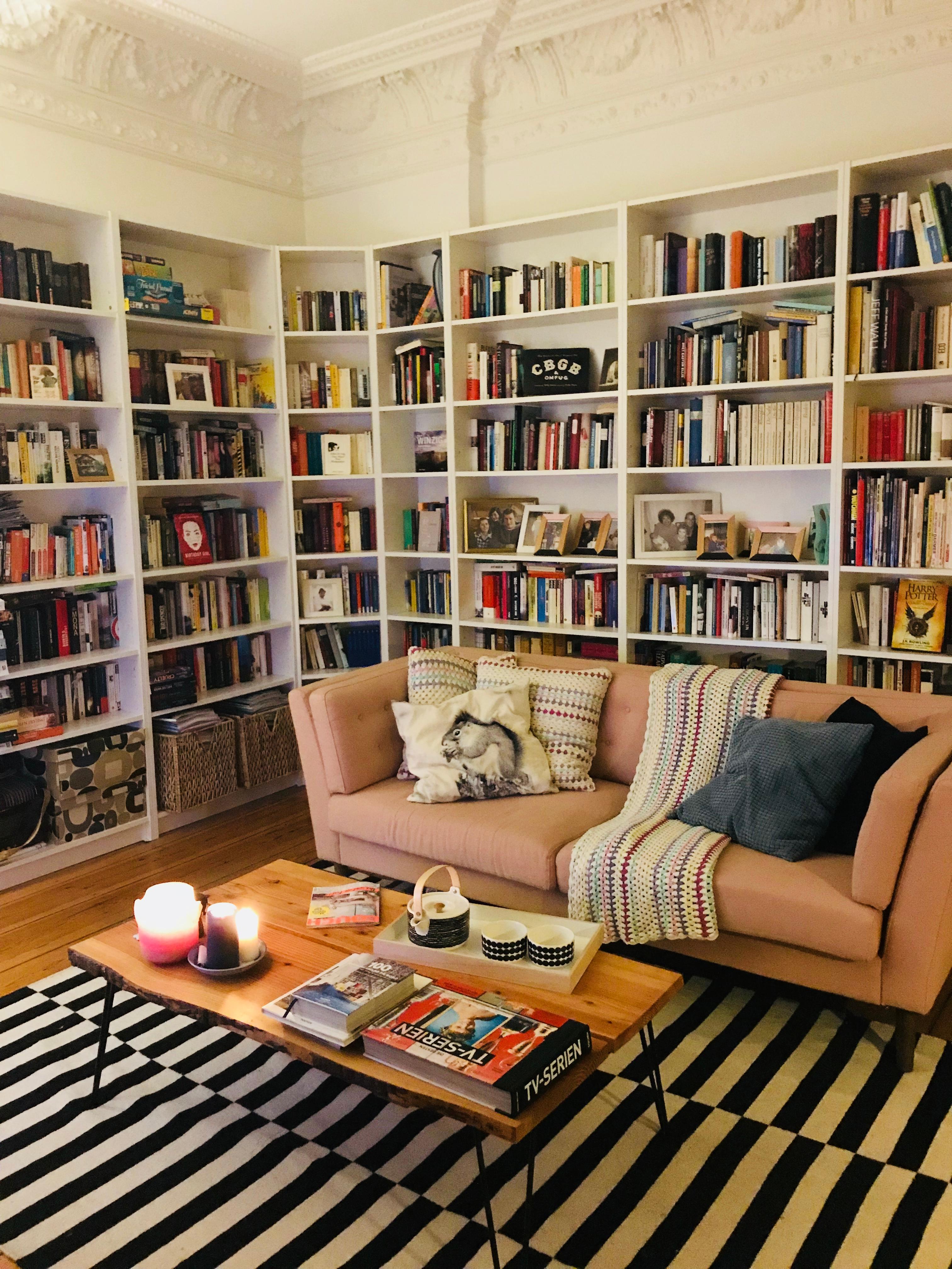 Bibliothek • Bilder & Ideen • COUCHstyle