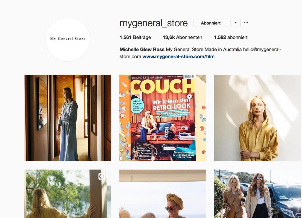COUCH goes Australia 🇦🇺💥@mygeneral_store 