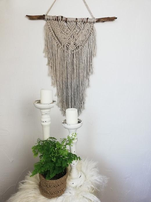 #couchliebt #scandihome #boho #nordicliving #simple #makramee #whiteliving #diy